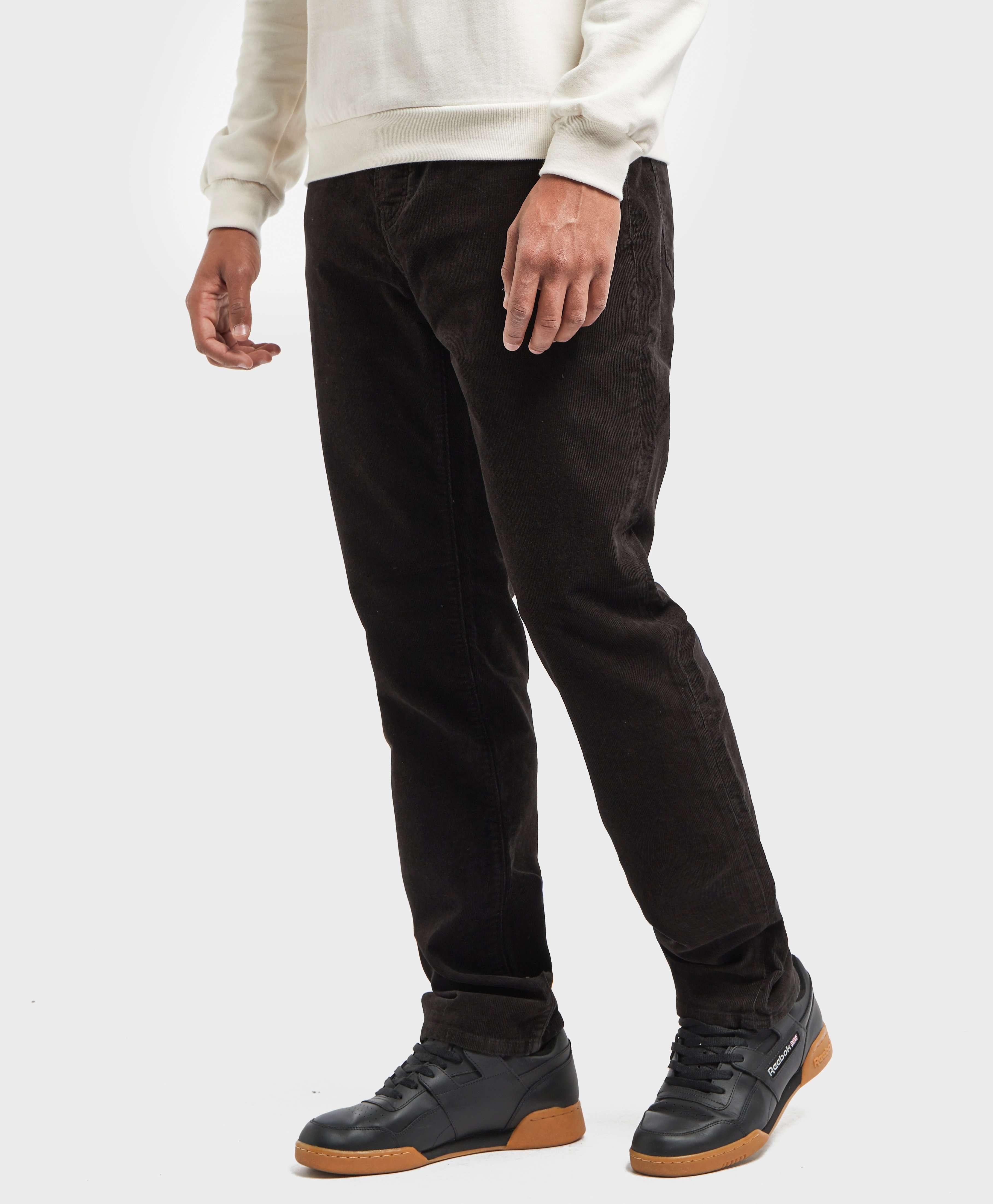 Pretty Green Corduroy Five Pocket Trousers