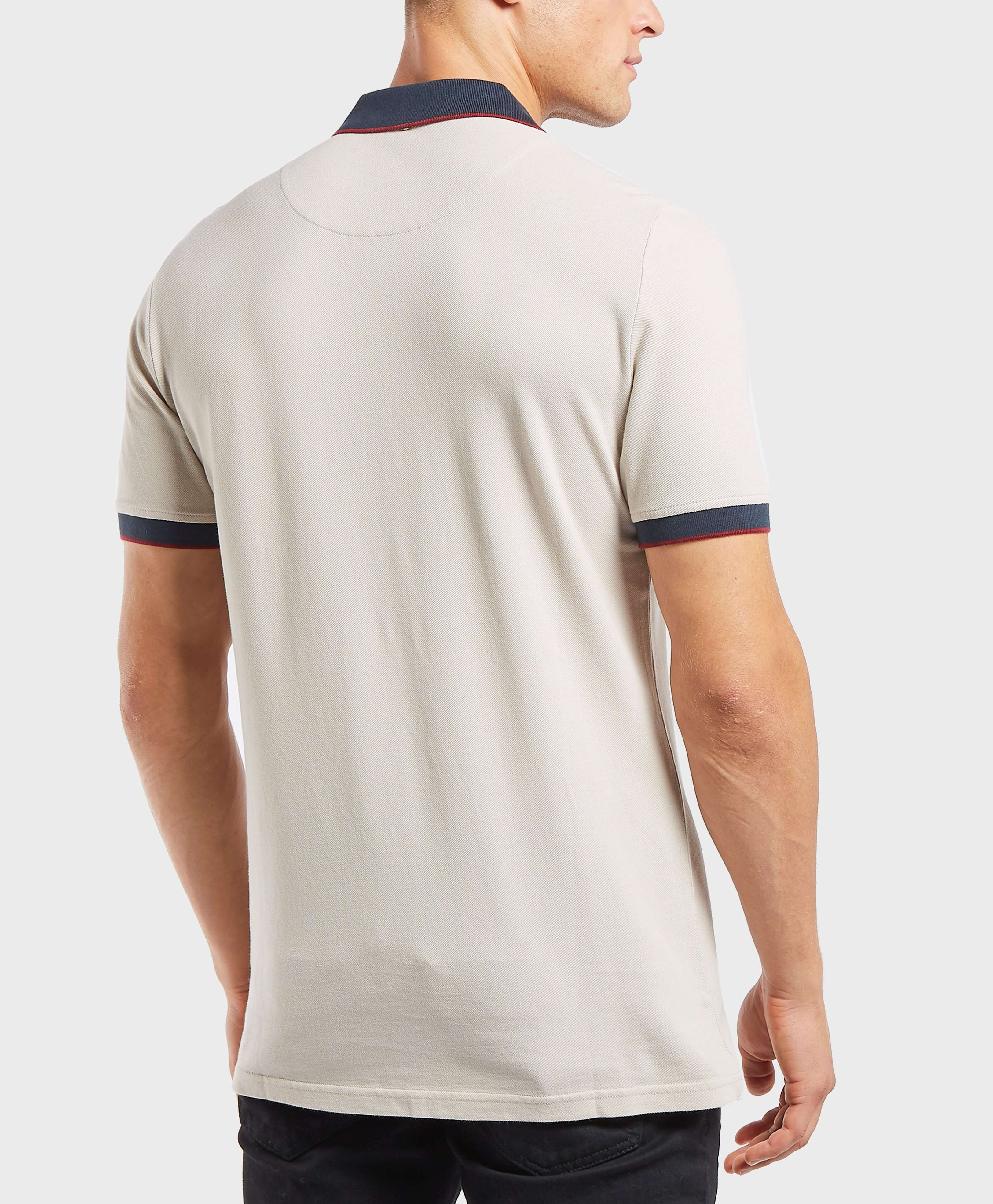 Pretty Green Silverdale Short Sleeve Polo Shirt