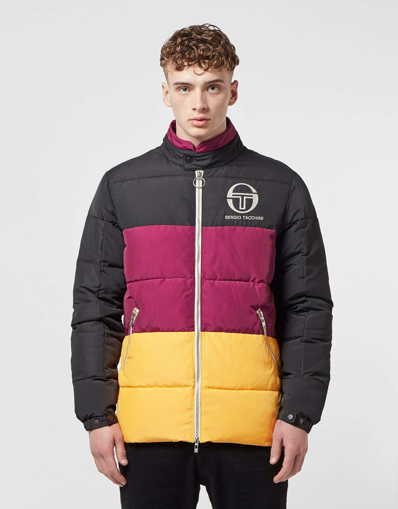 Sergio Tacchini Ice Padded Bubble Jacket