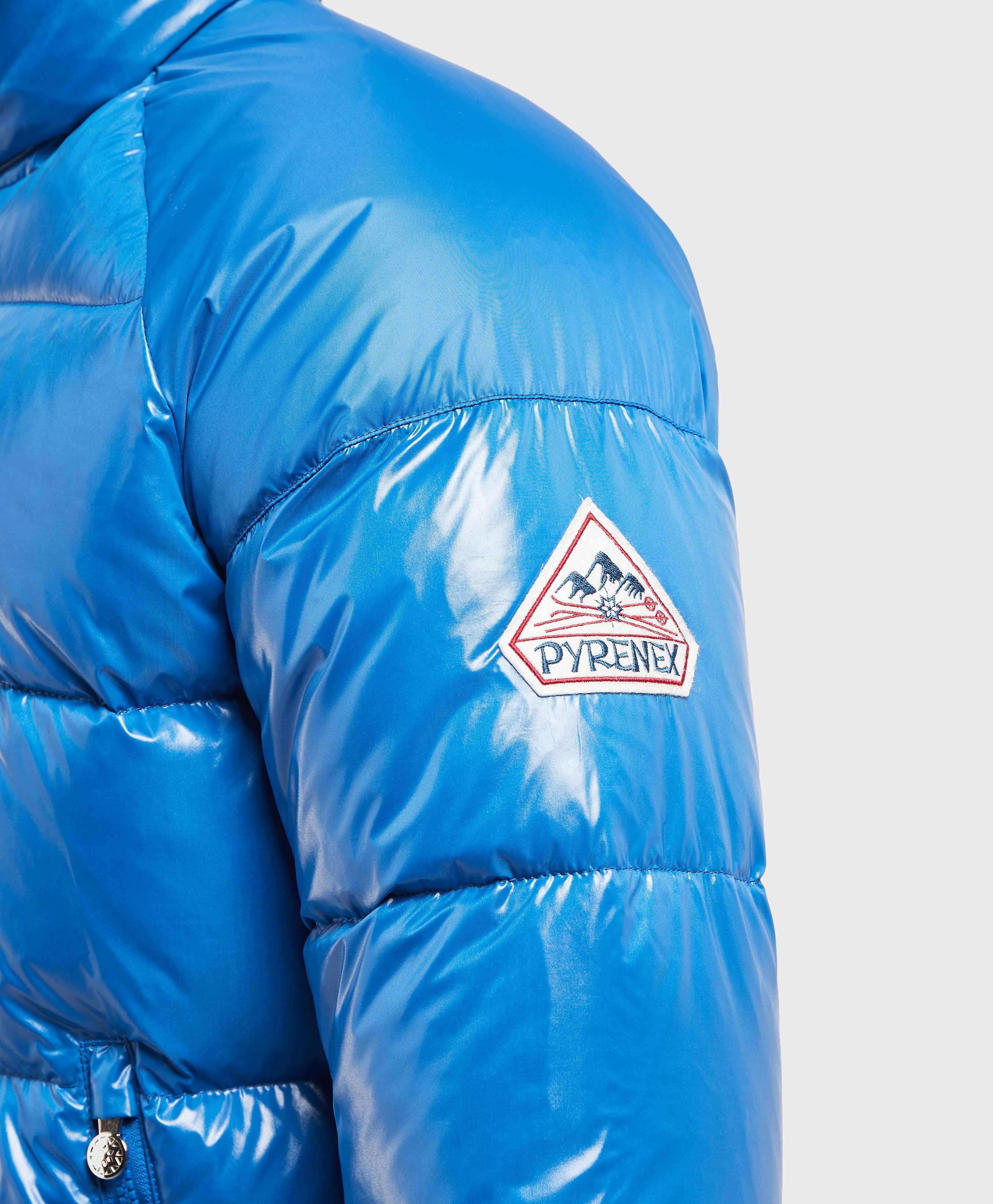 Pyrenex Vintage Mythic Shiny Down Jacket