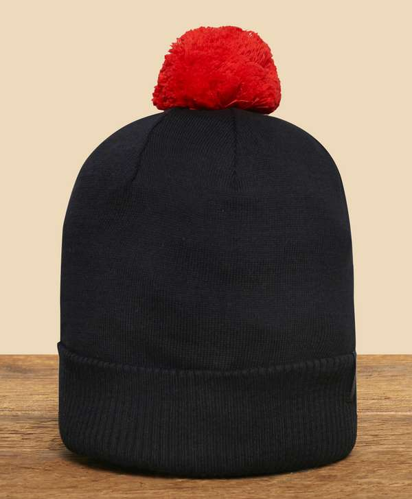 adidas Originals Pom Pom Bobble Hat  6e9ecb6a09a