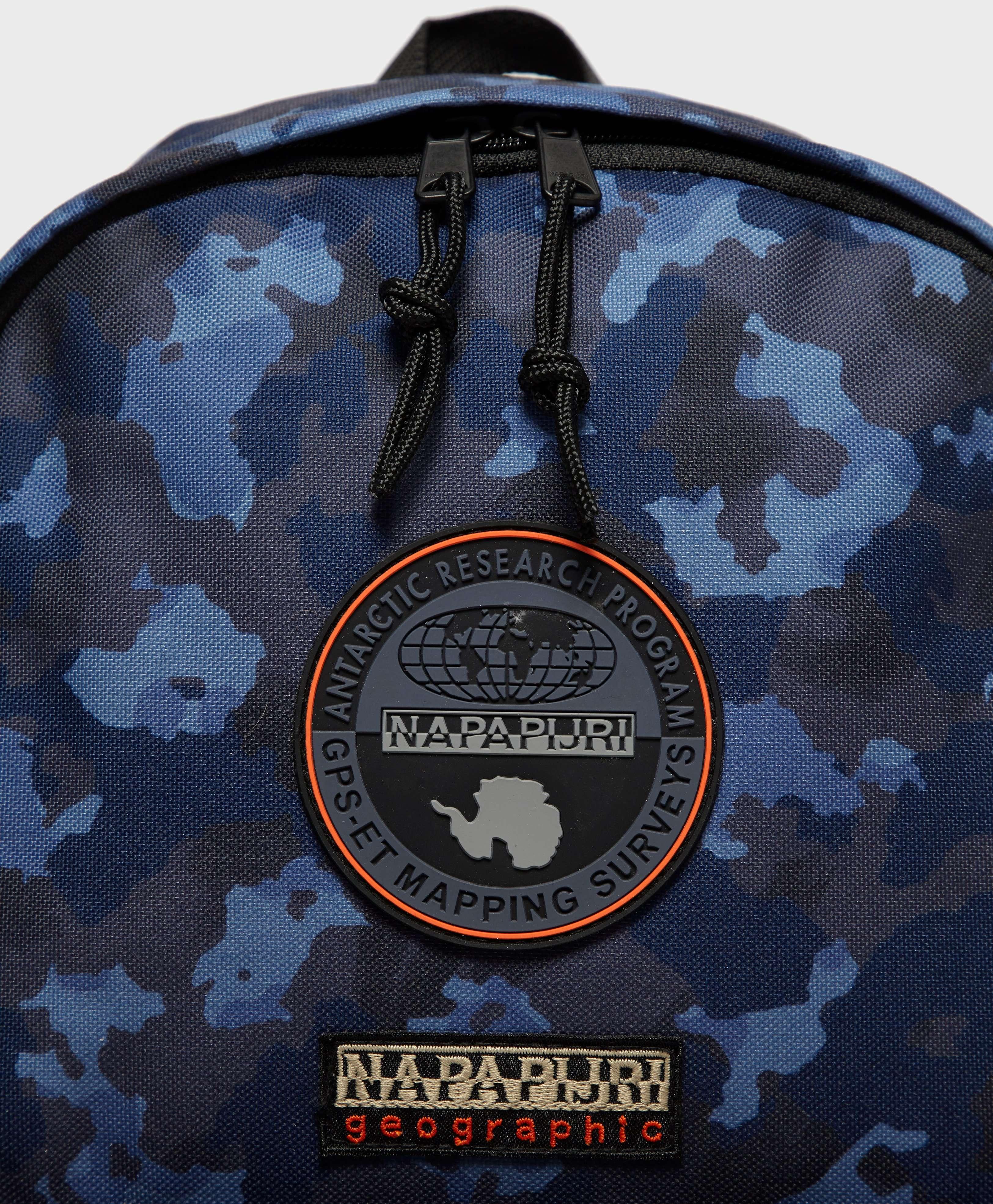 Napapijri Voyage Camo Backpack