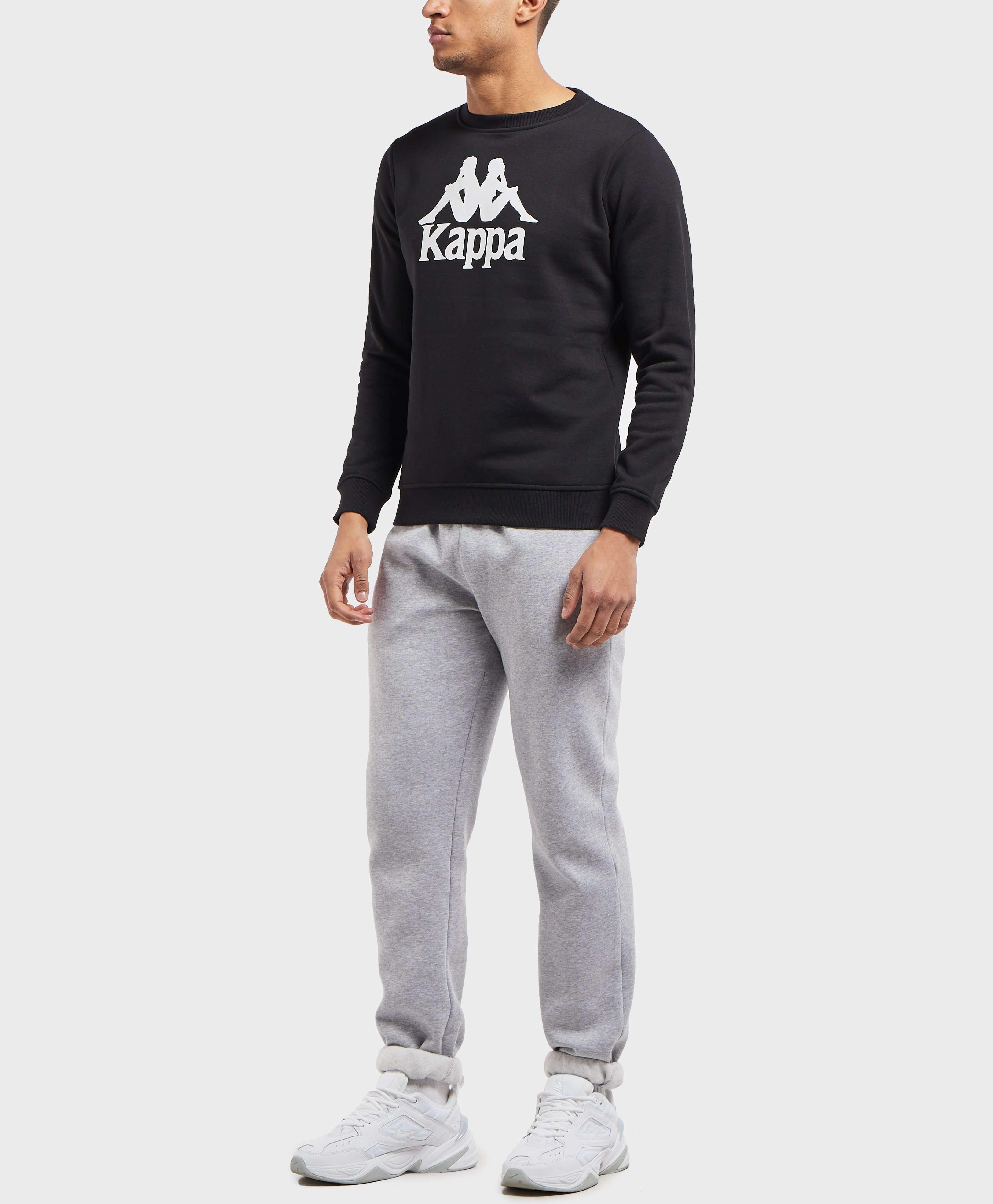 Kappa Authentic Logo Sweatshirt