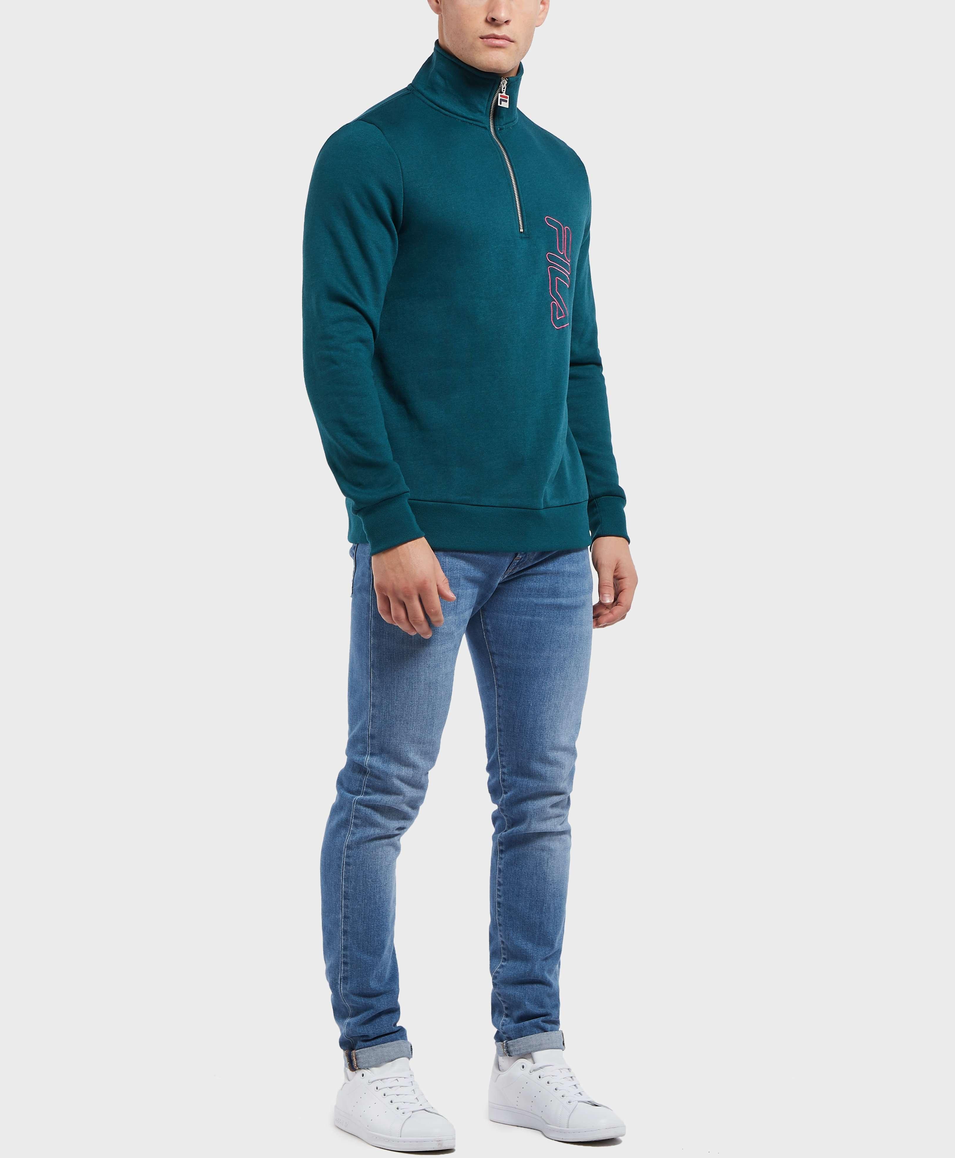 Fila Merano Half Zip Sweatshirt