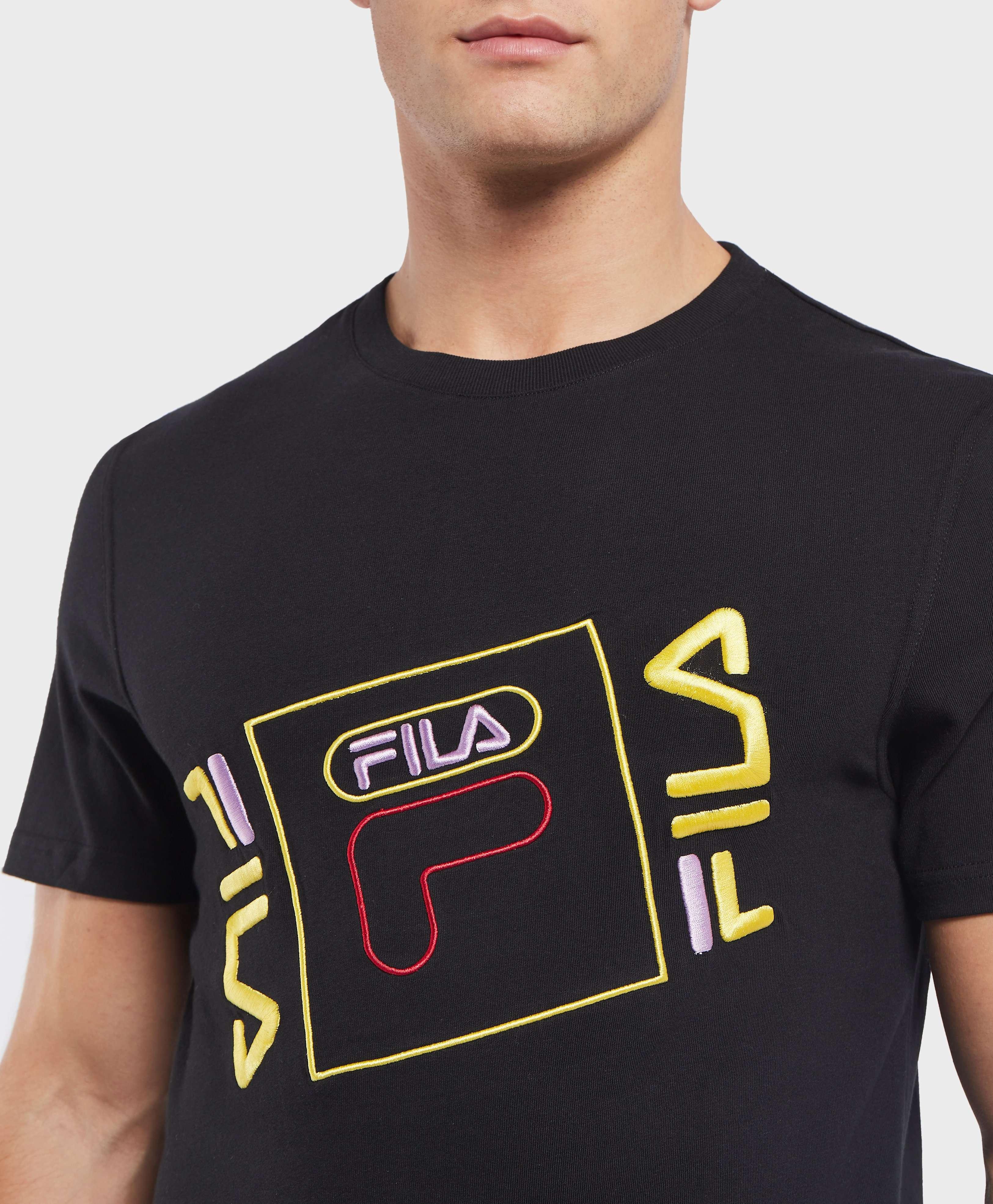 Fila Catria Short Sleeve T-Shirt