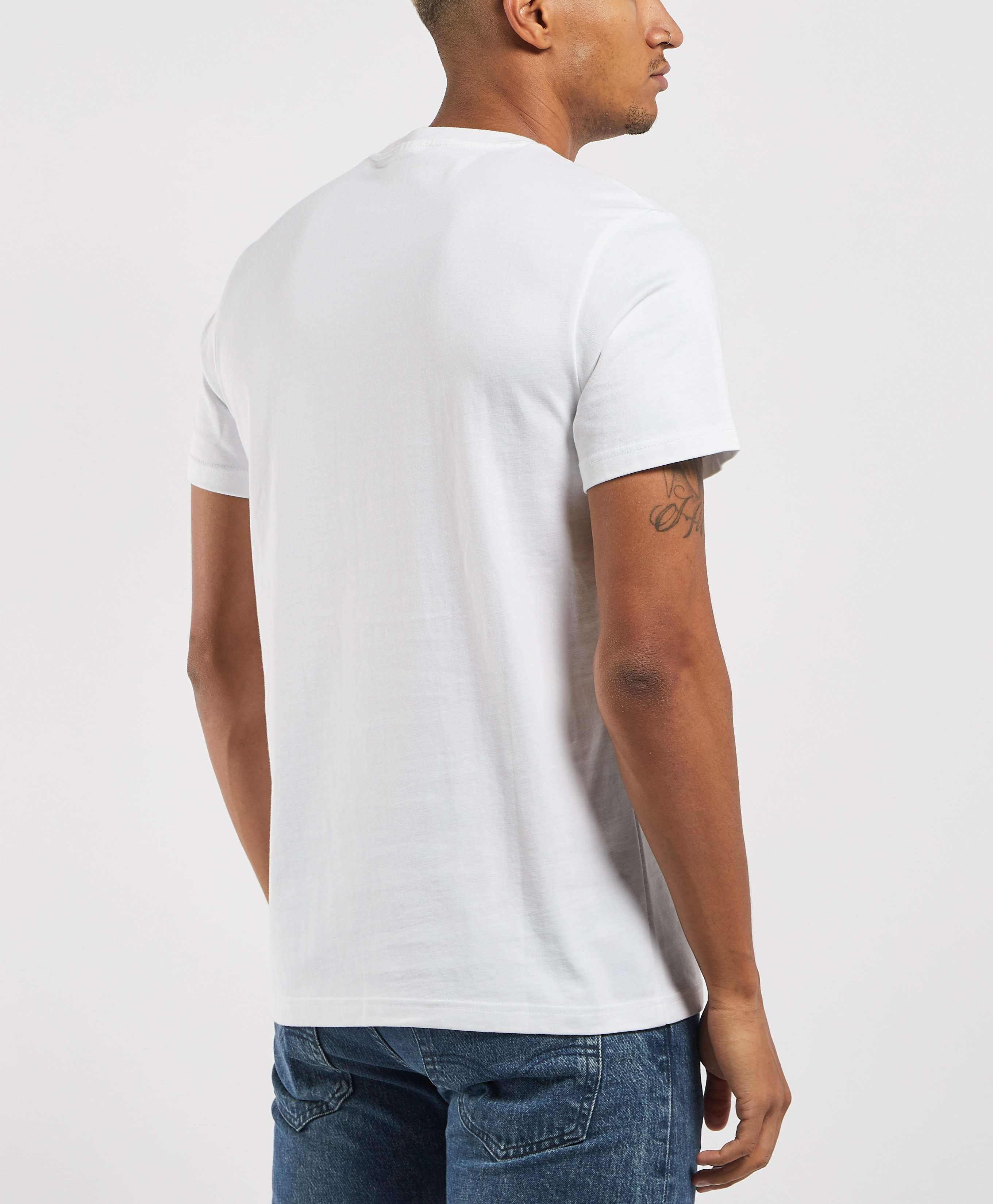 Reebok Short Sleeve Vector Logo T-Shirt