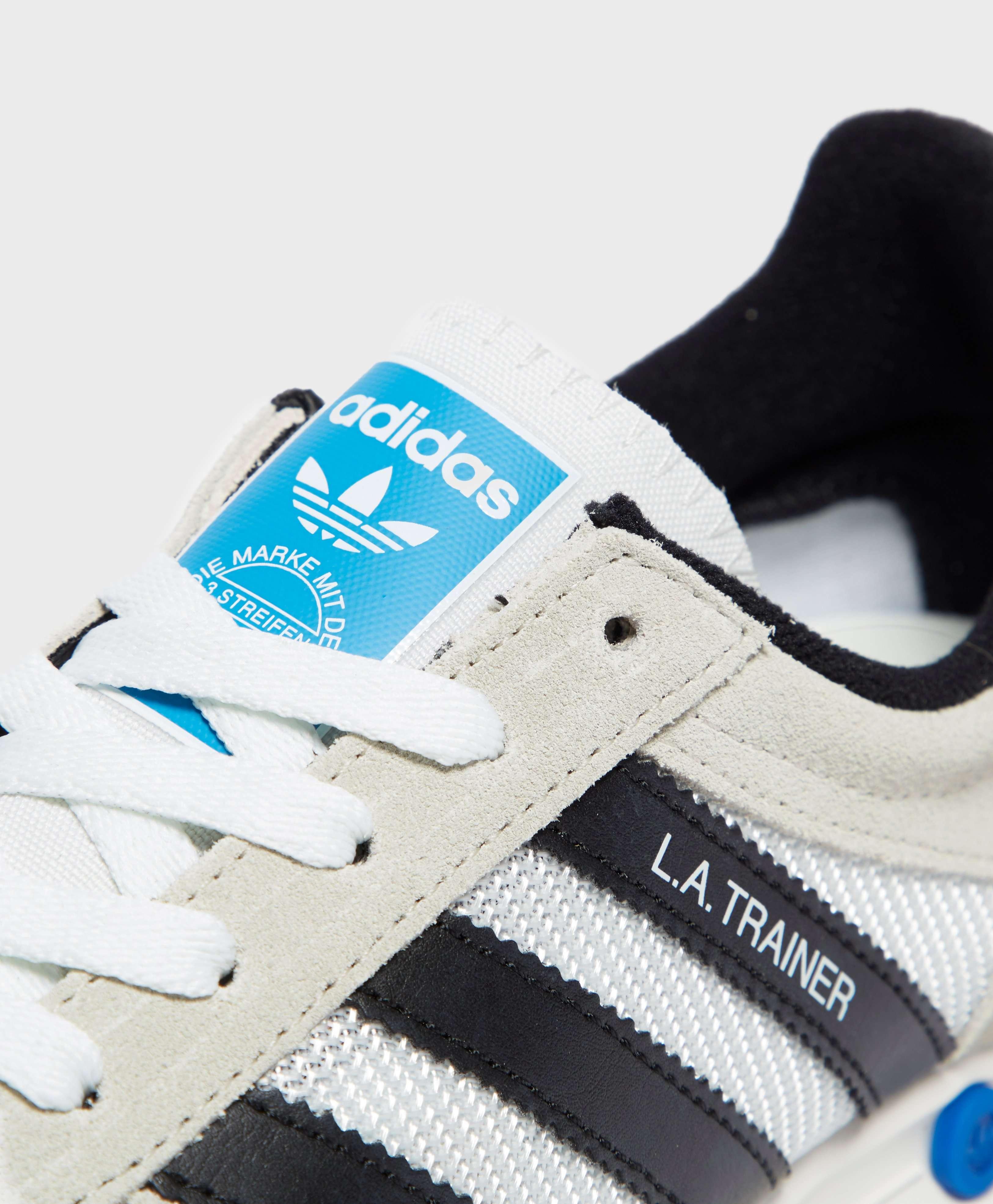 Adidas Originals La Trainer Og Scotts Menswear
