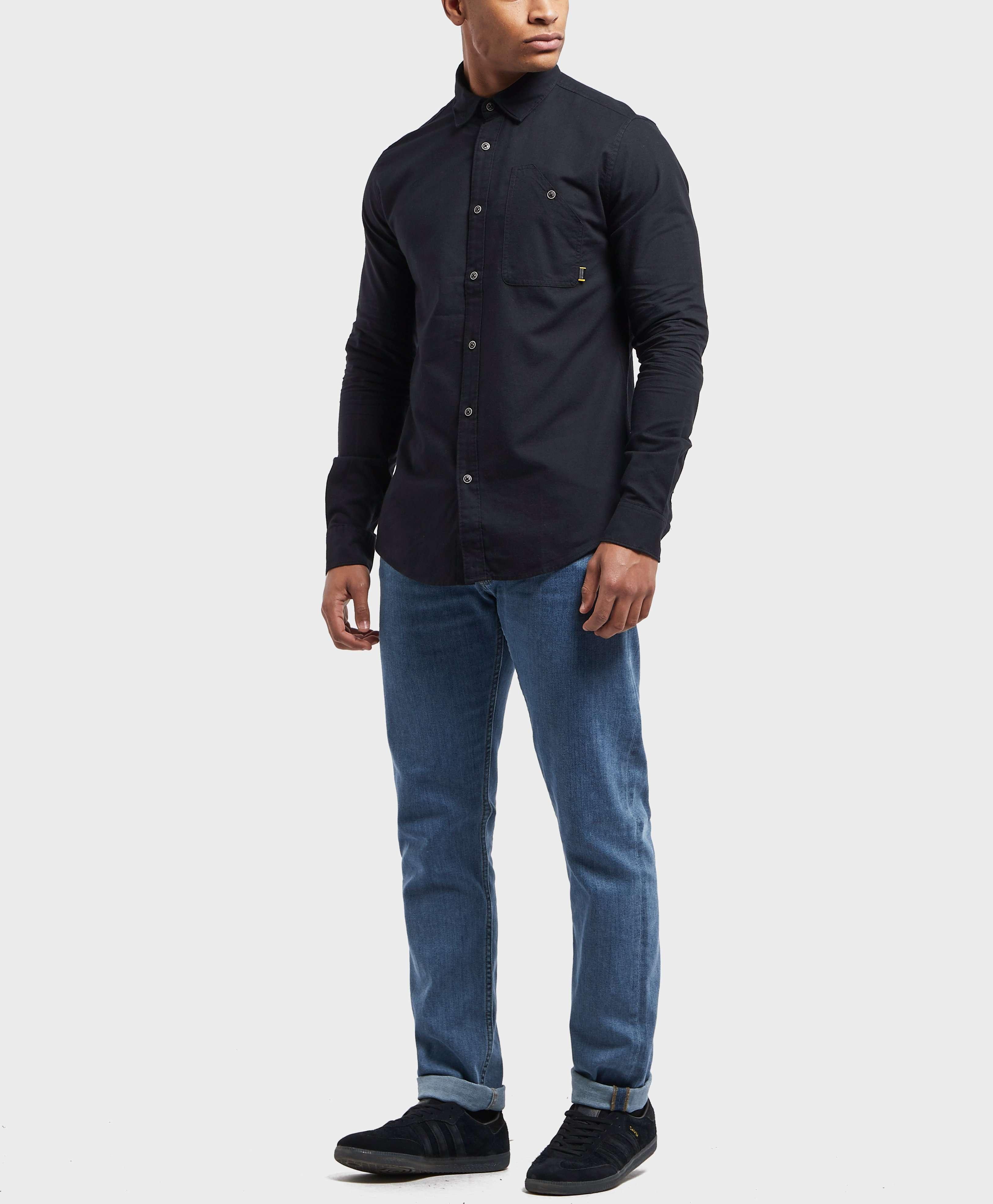 Barbour International Cotter Long Sleeve Shirt
