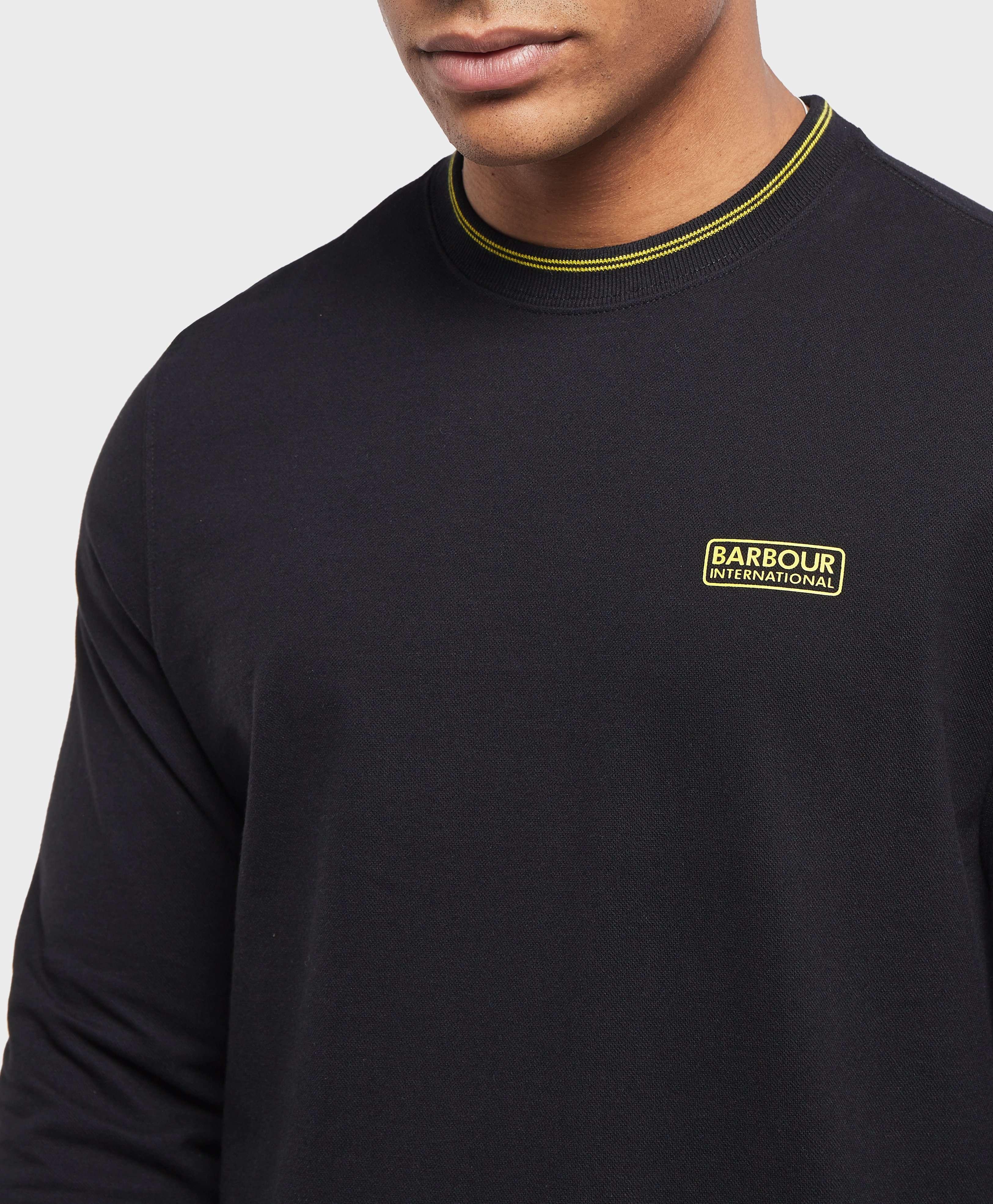 Barbour International Apex Long Sleeve T-Shirt