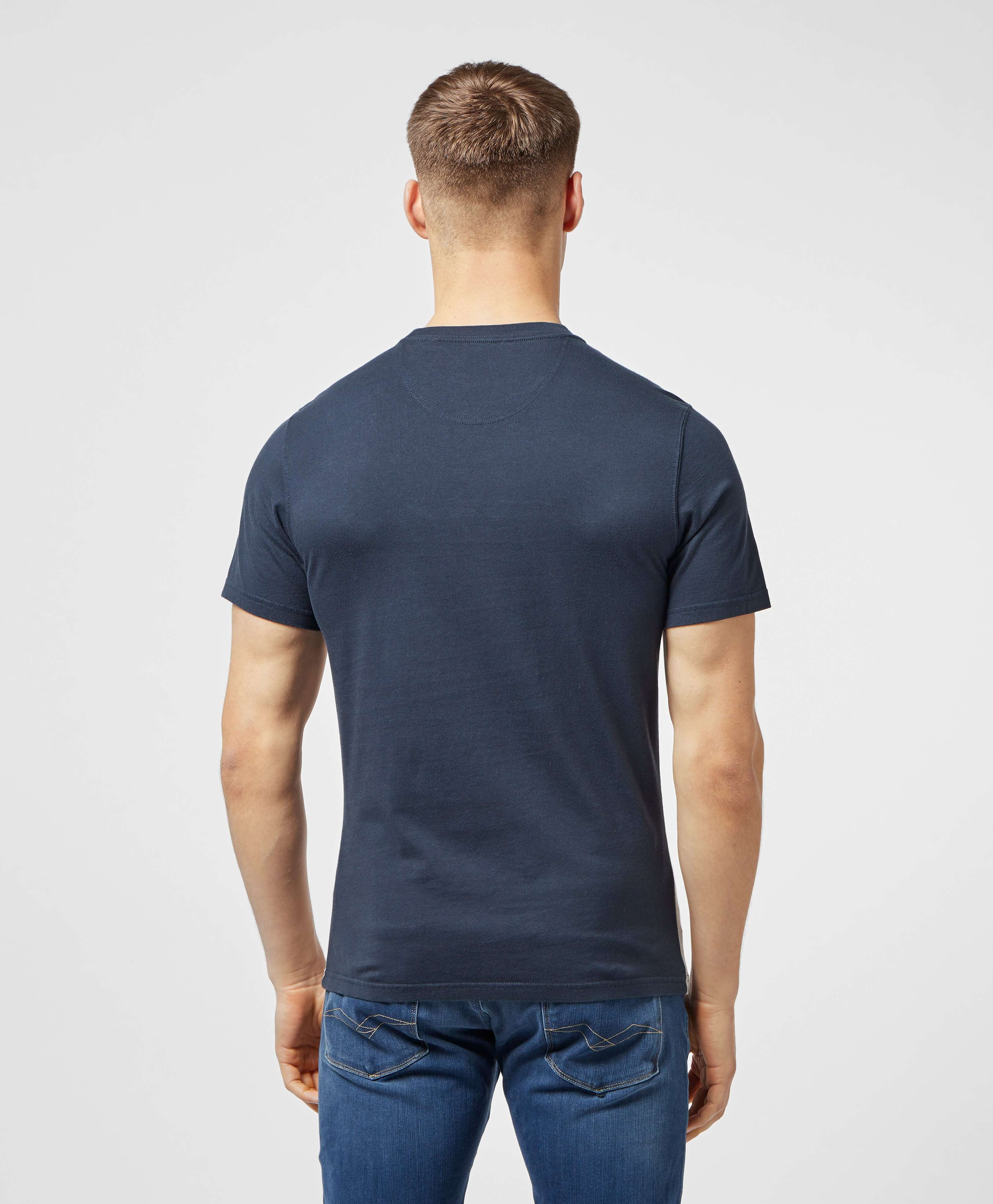 Barbour Beacon Picked Short Sleeve T-Shirt