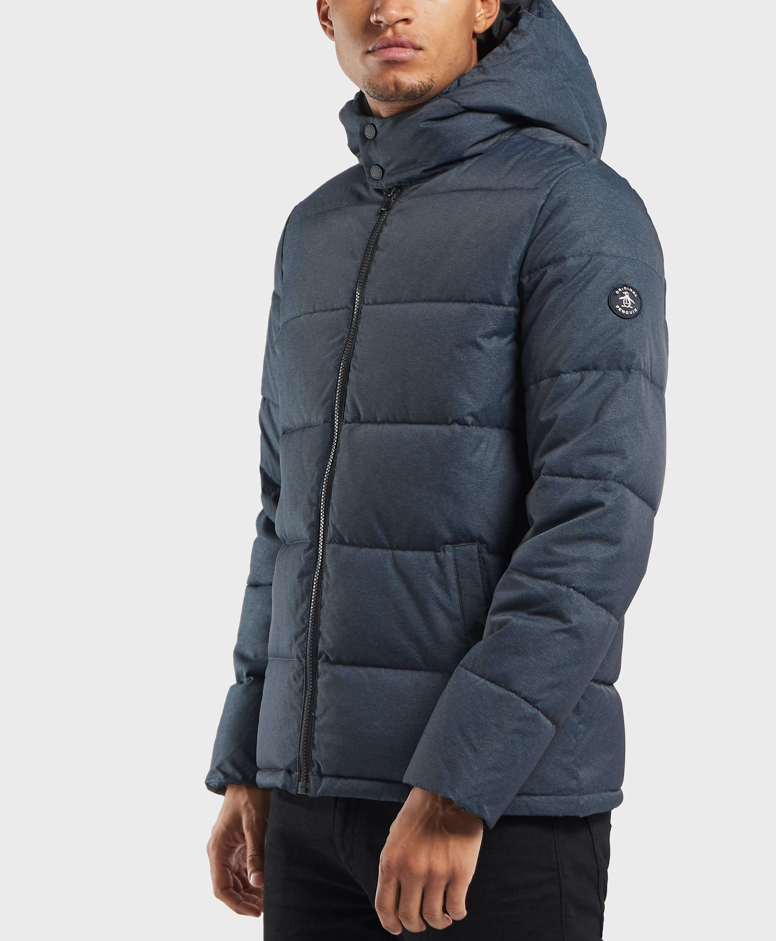 Original Penguin Padded Hooded Jacket
