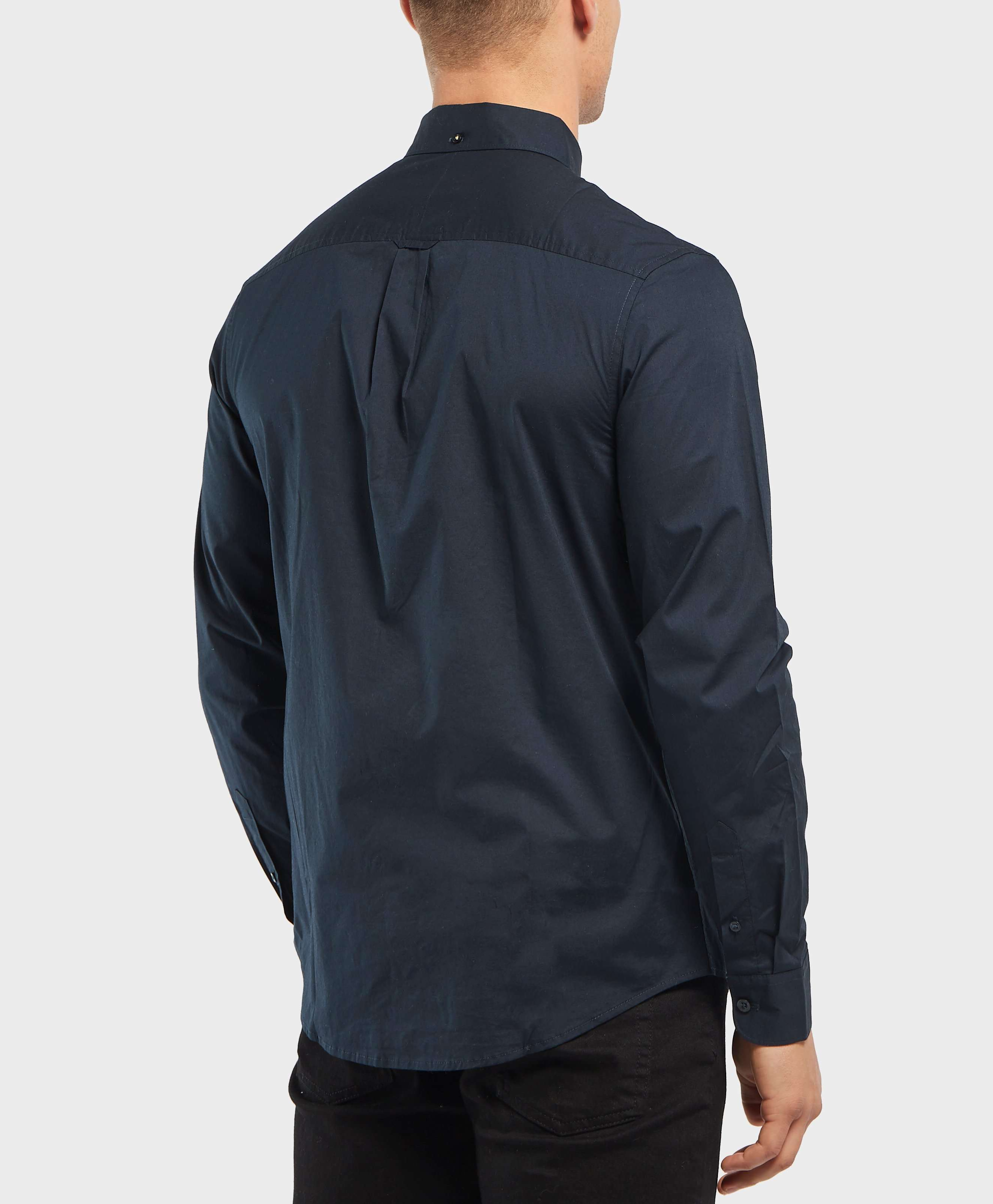 Original Penguin Long Sleeve Logo Shirt