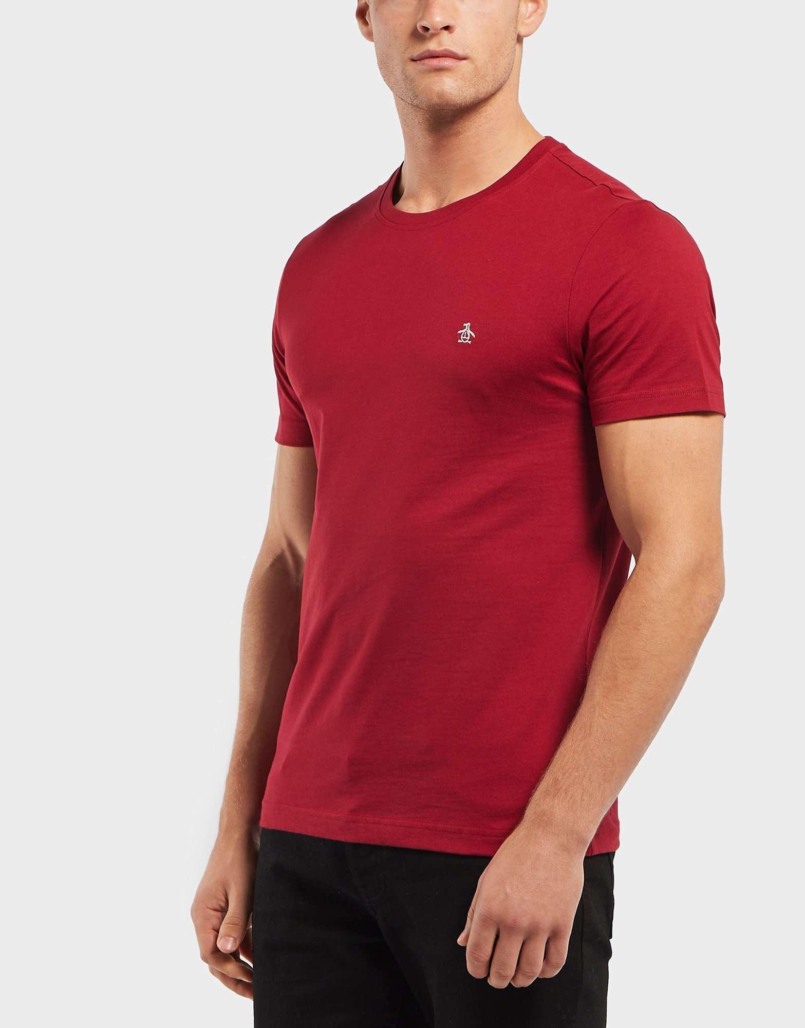 Original Penguin Small Logo Short Sleeve T-Shirt