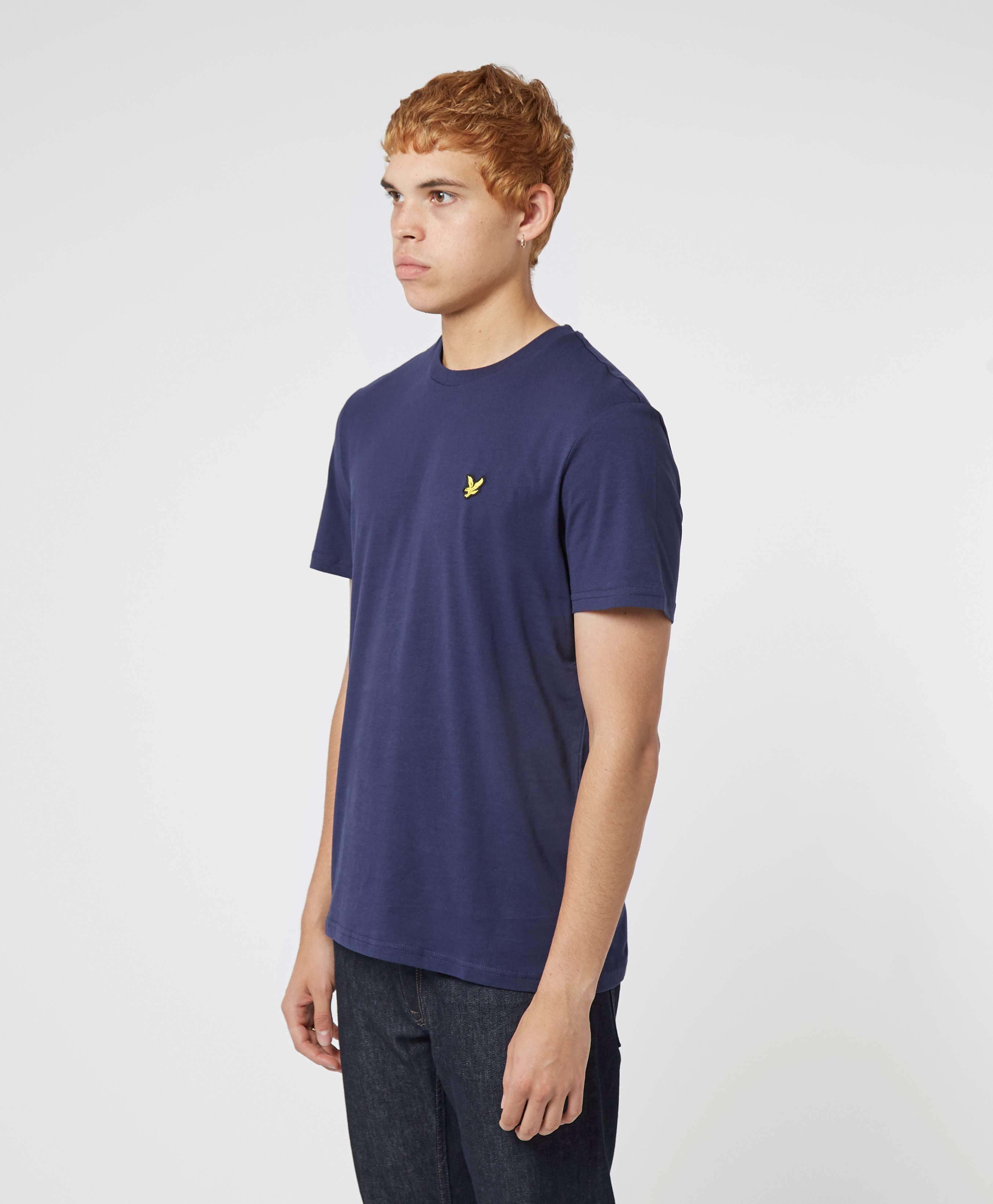 Lyle & Scott Crew Neck Short Sleeve T-Shirt