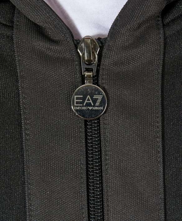 Emporio Armani EA7 Soccer Full Zip Hoody