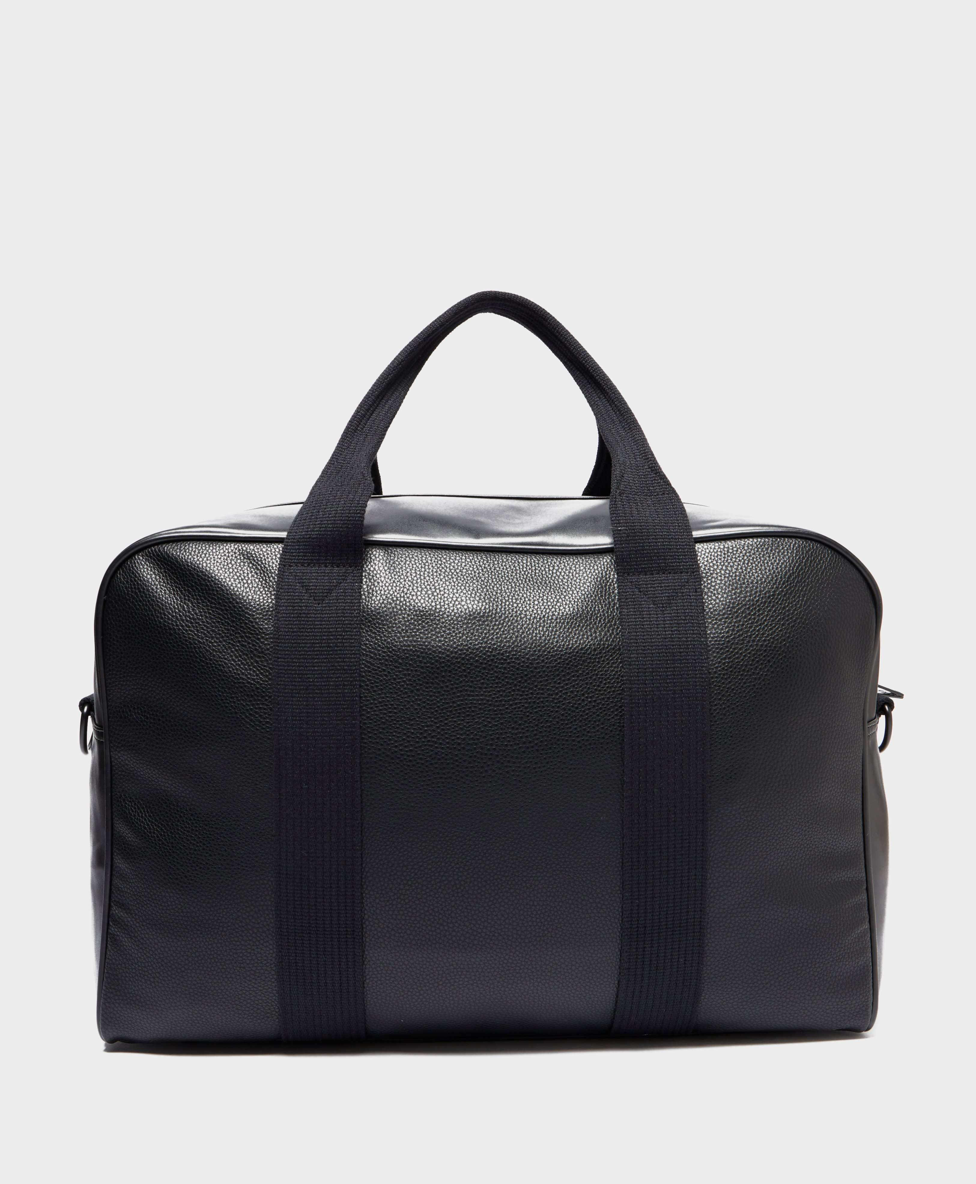 Fred Perry Tumbled Holdall - Online Exclusive