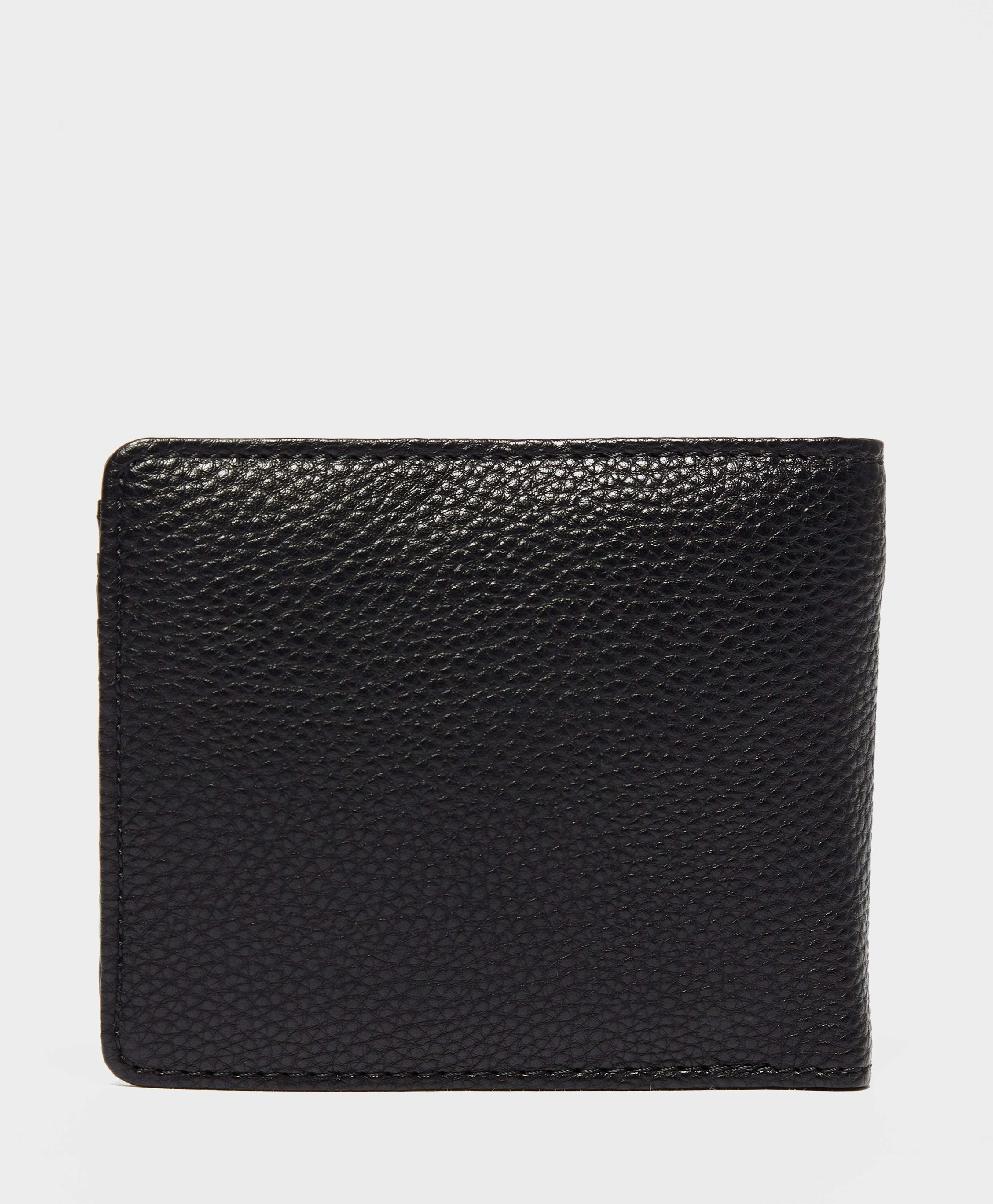 Fred Perry Tumbled Leather Wallet