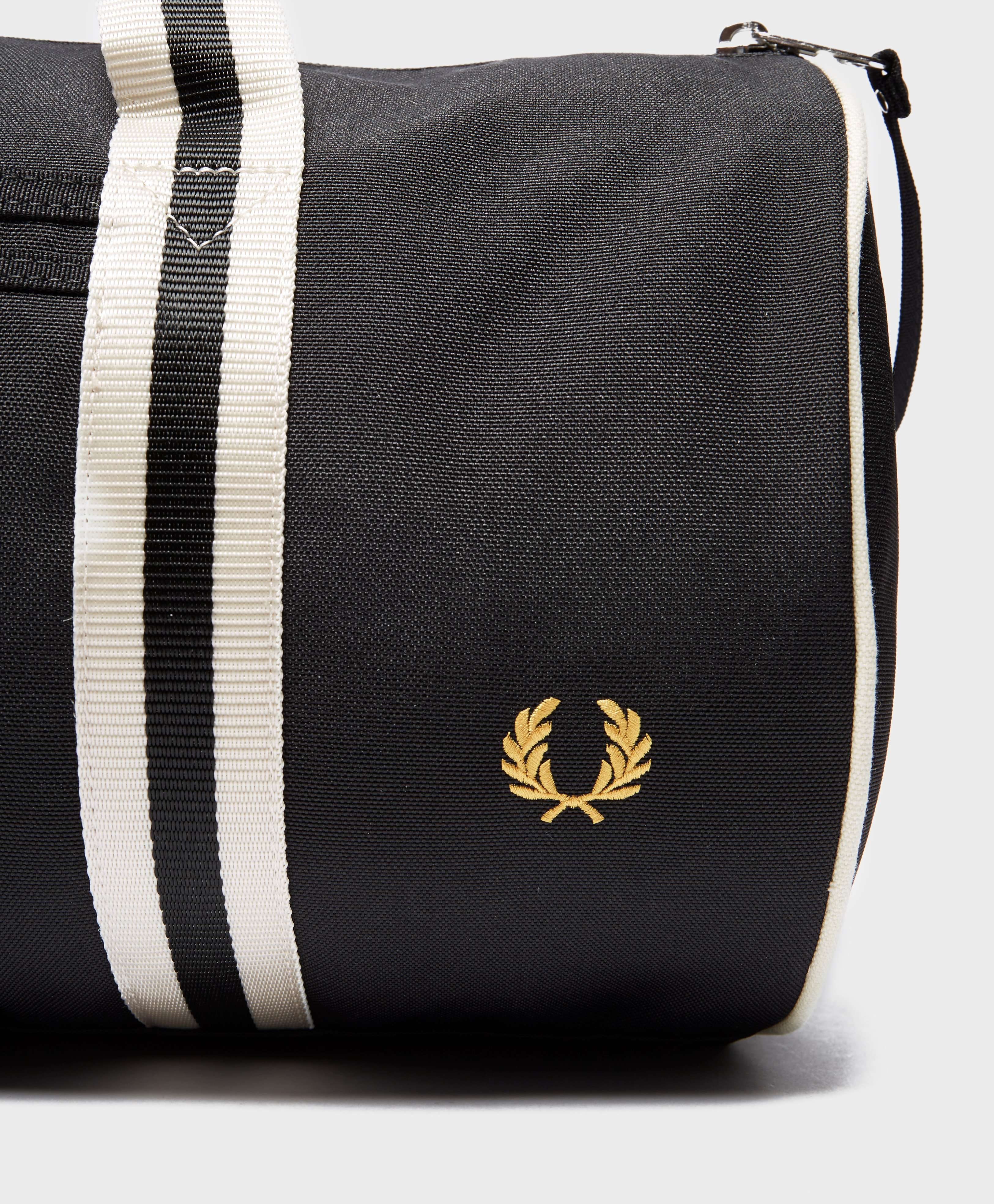 Fred Perry Classic Barrel Holdall