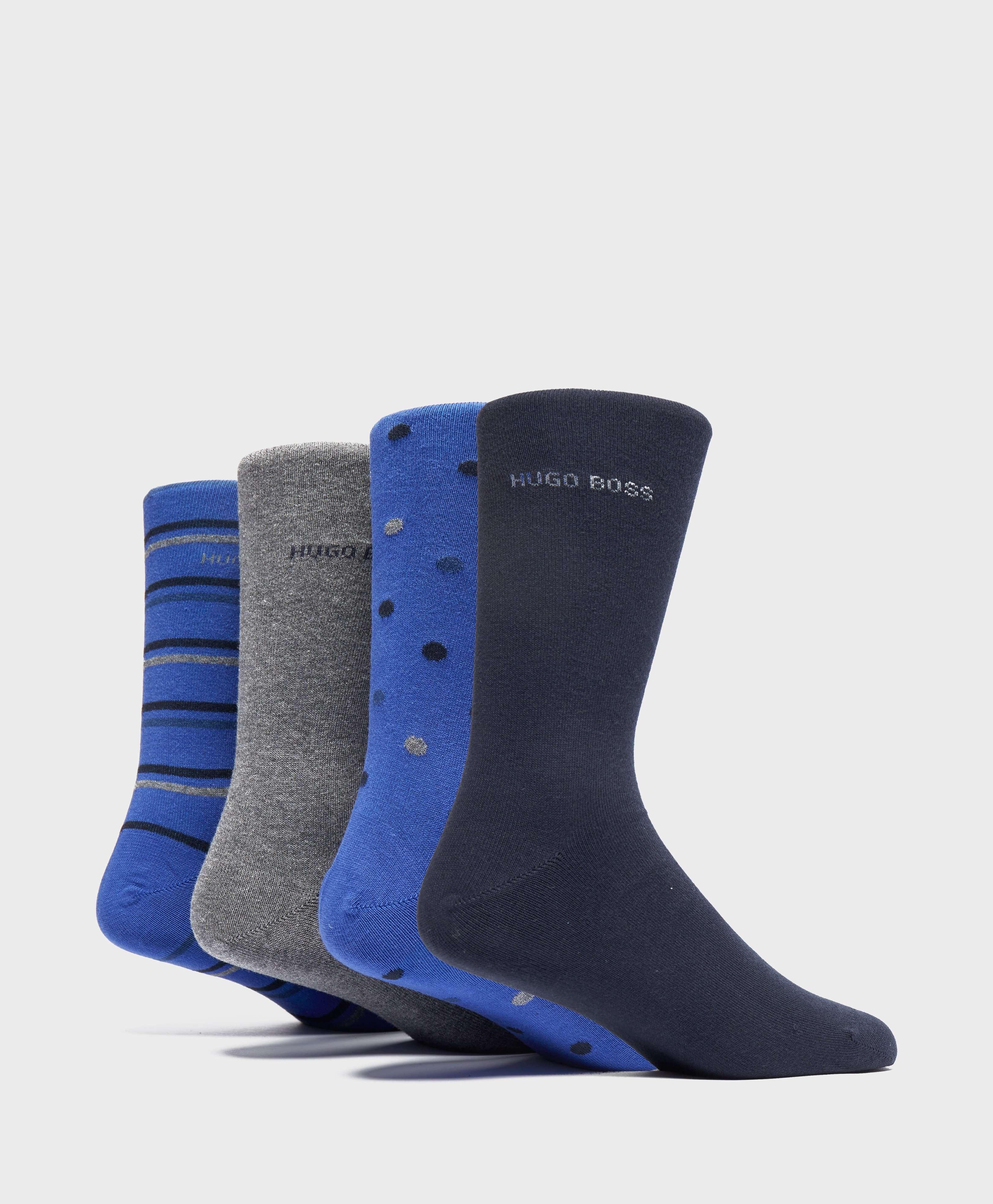 BOSS 4-Pack Socks