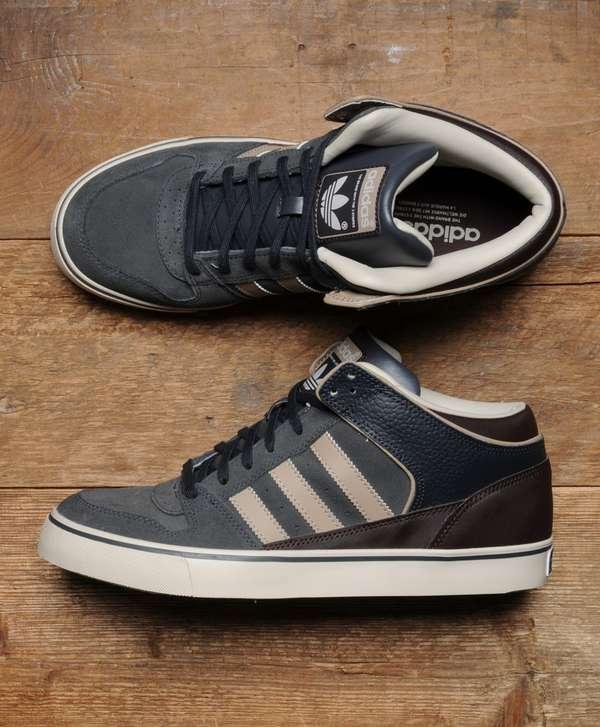 Adidas Culver Mid brown