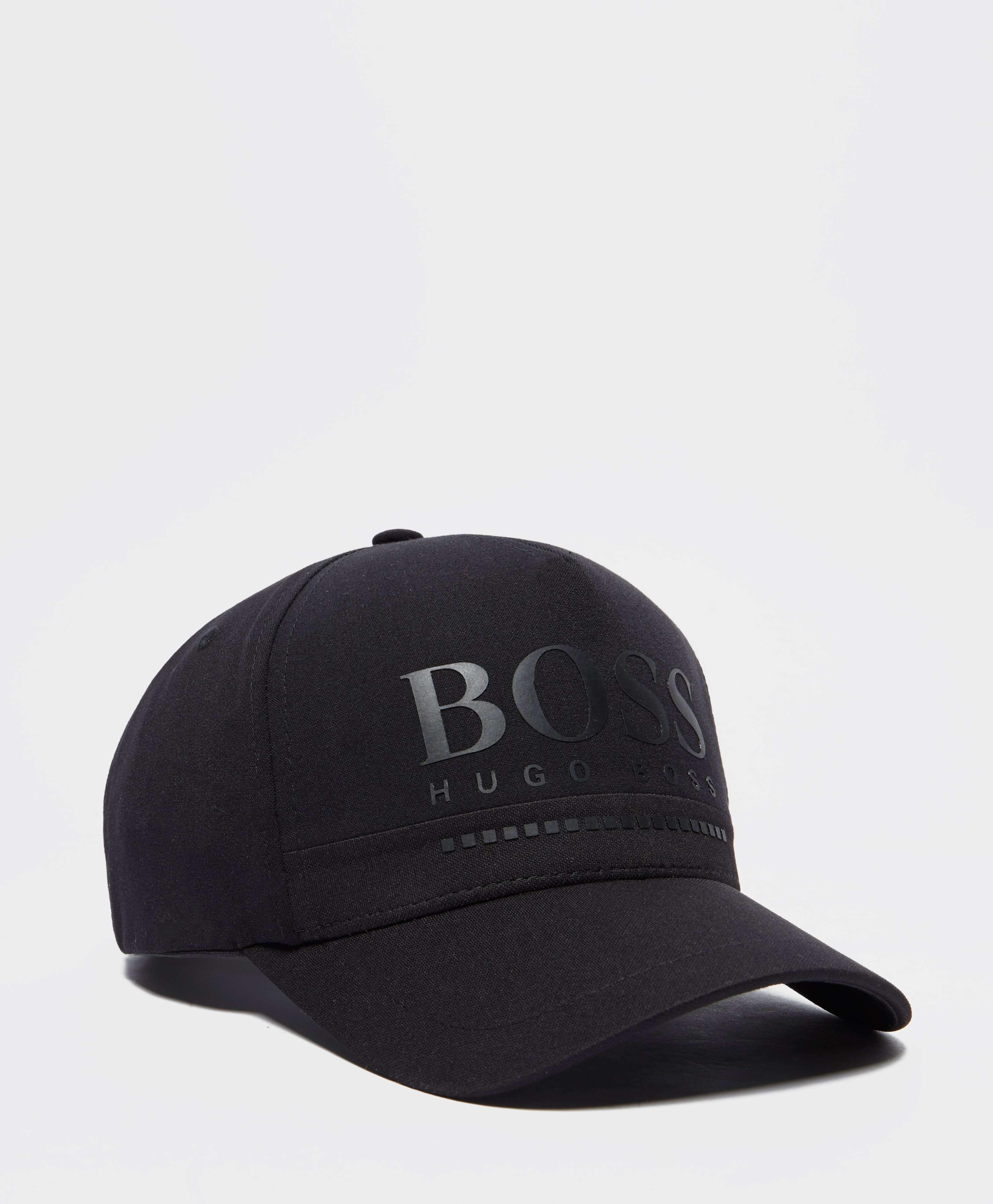BOSS Rubber Logo Cap