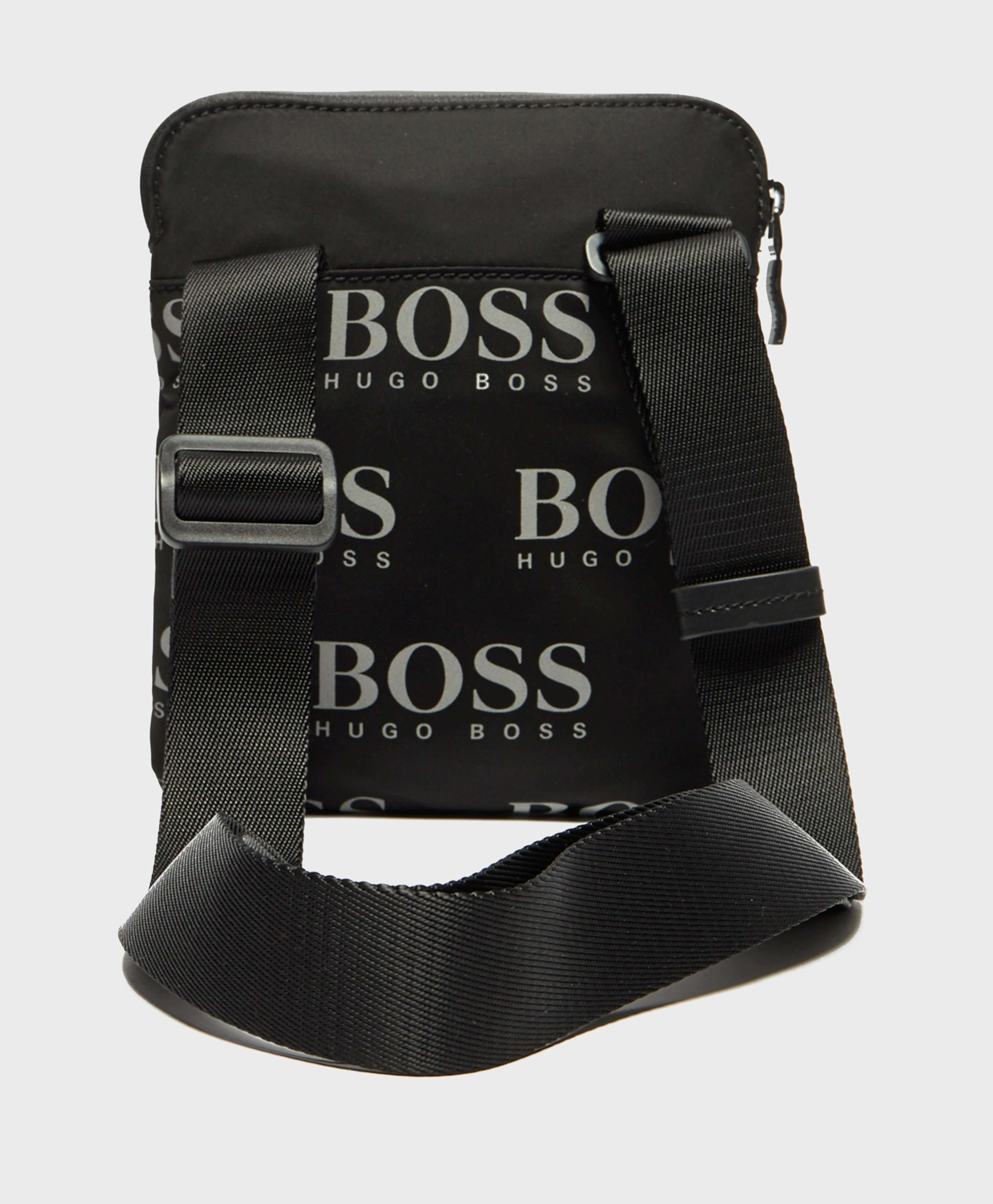 BOSS Iconic Print Small Item Bag
