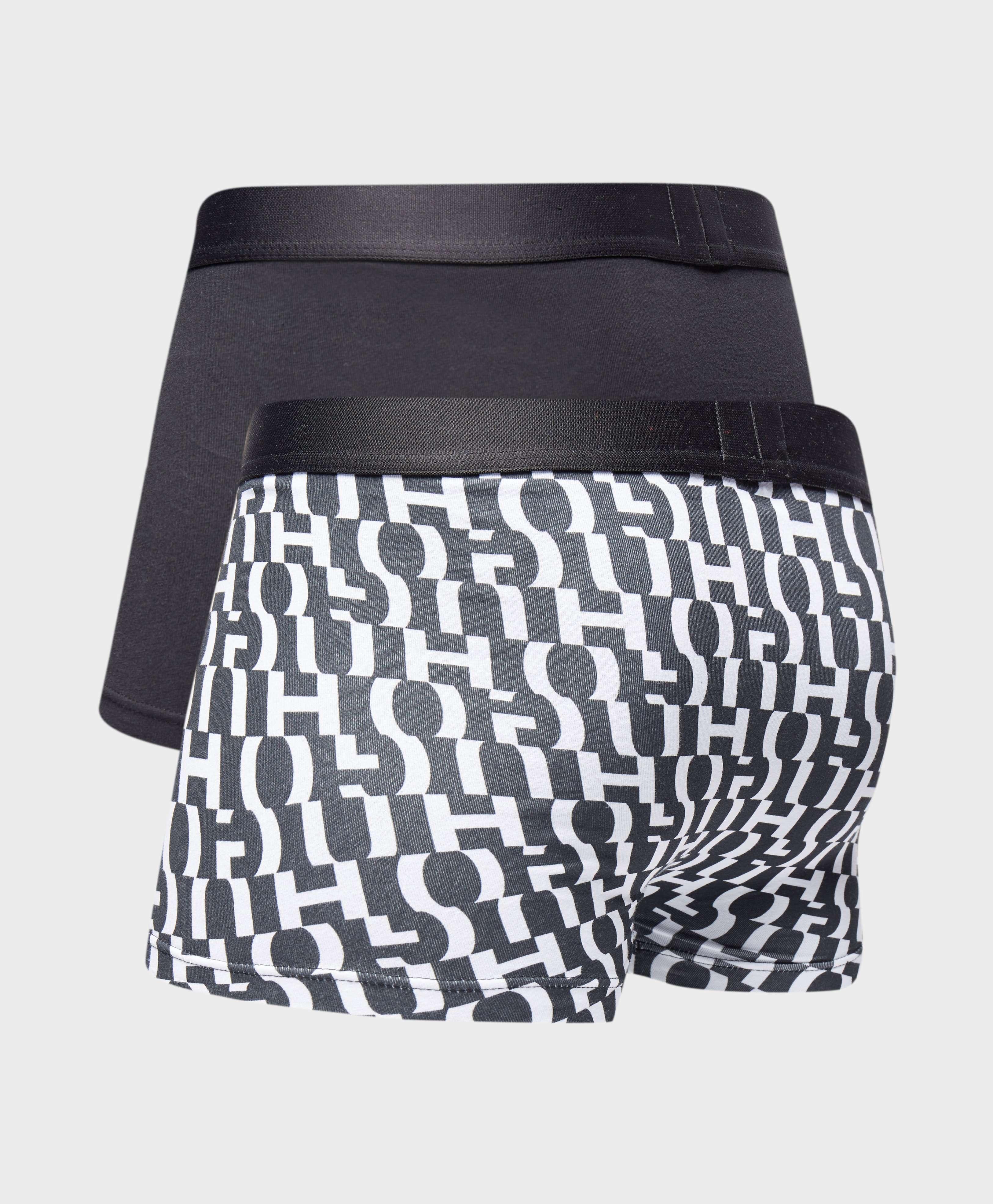 HUGO 2-Pack Print Boxer Shorts