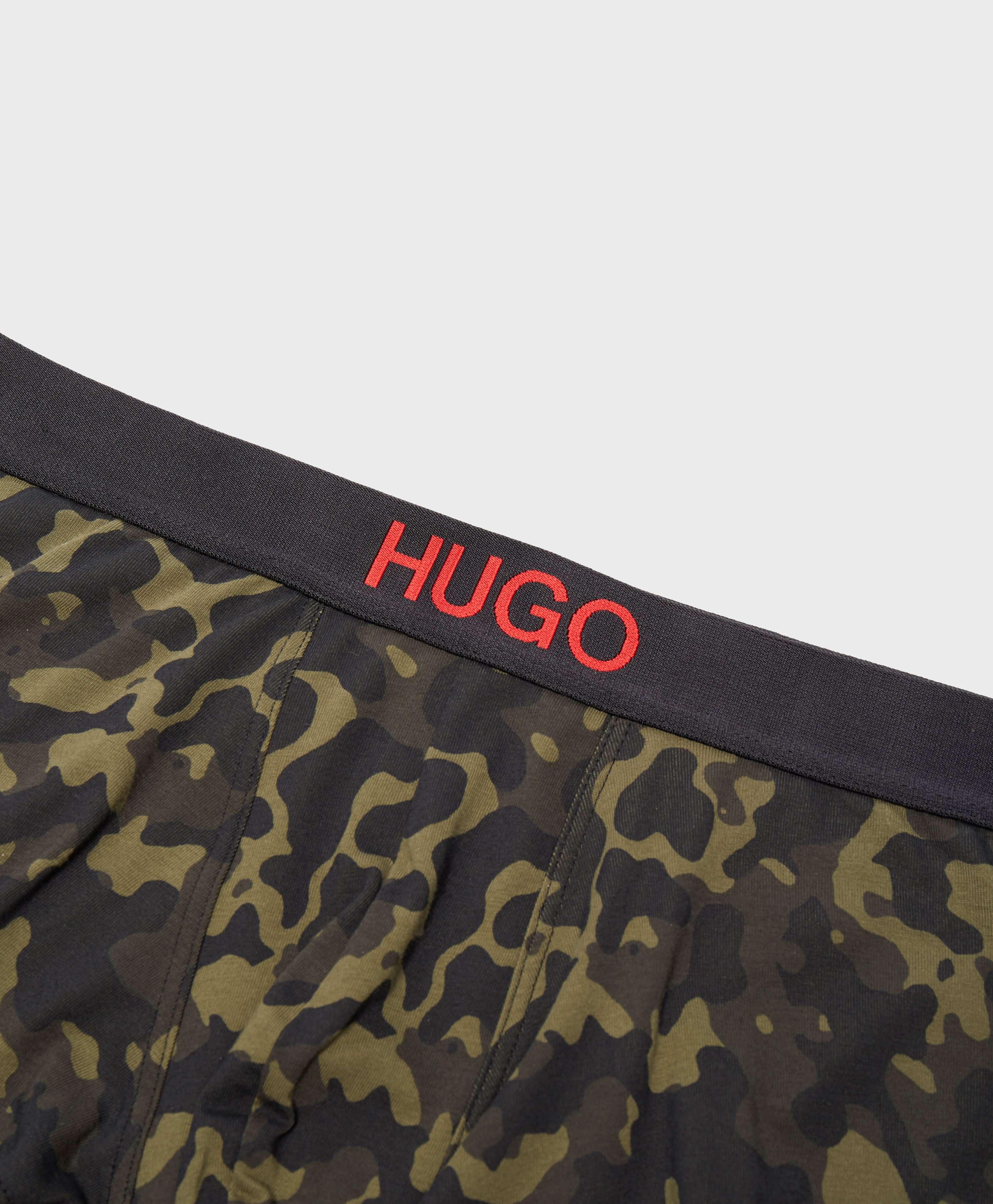 HUGO Camo Boxer Shorts