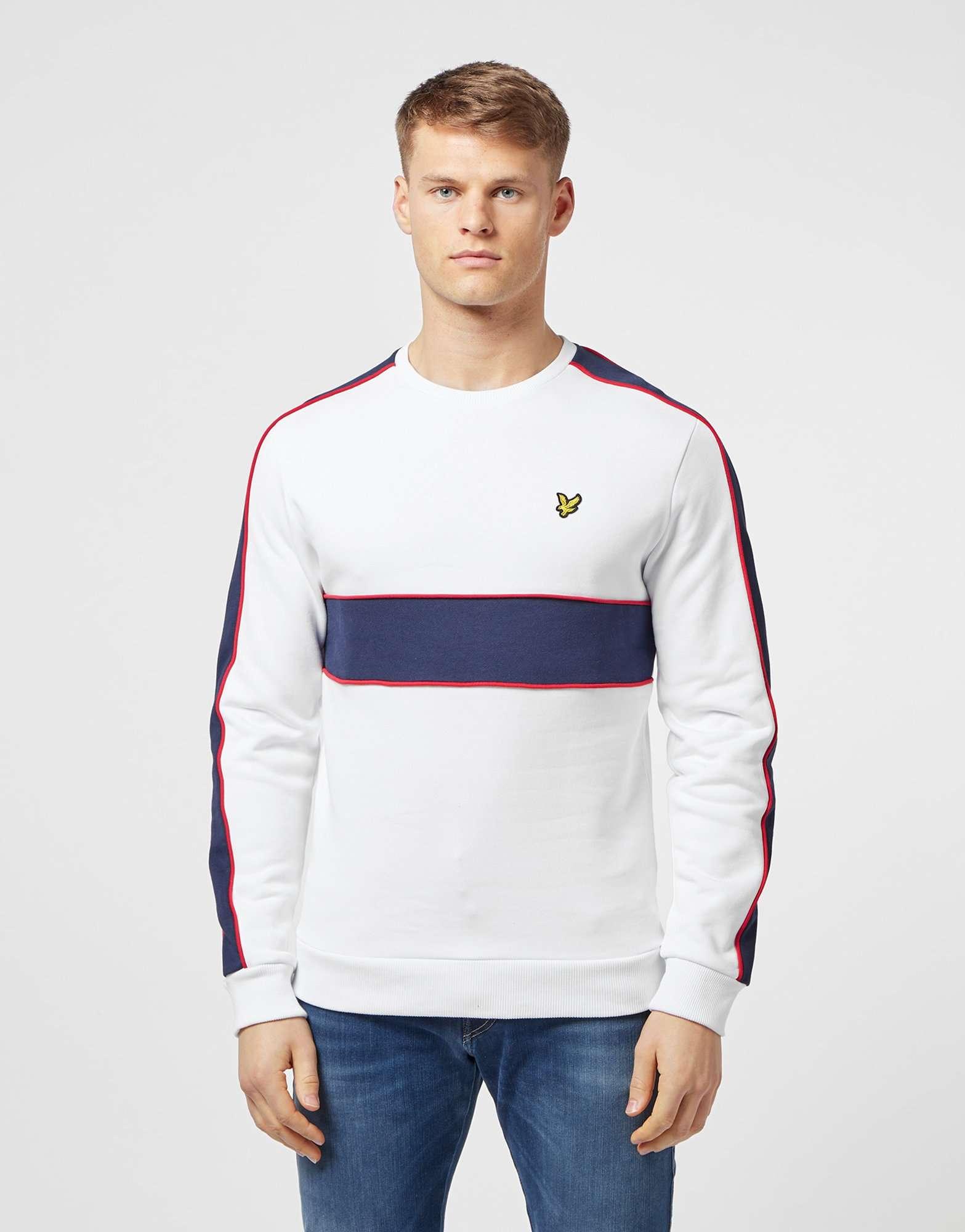 Lyle & Scott Cut And Sew Sweatshirt