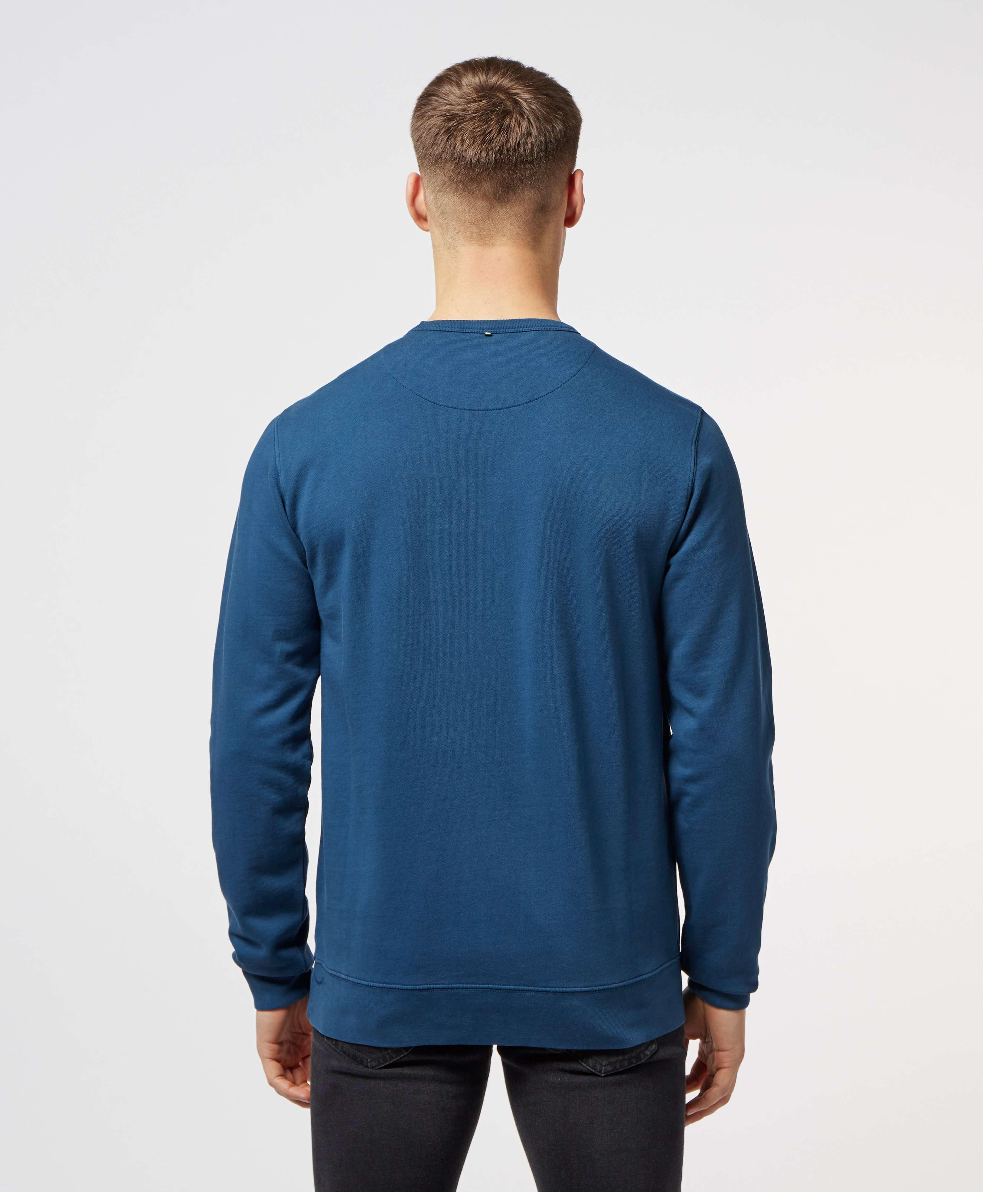 Pretty Green Havelock Logo Sweatshirt