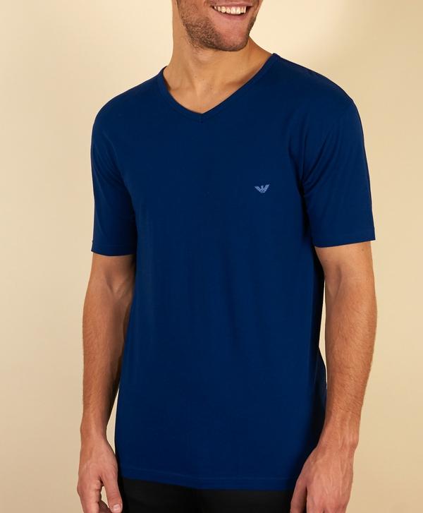 68fe144a9e98 Emporio Armani 3 Pack V-Neck T-Shirts