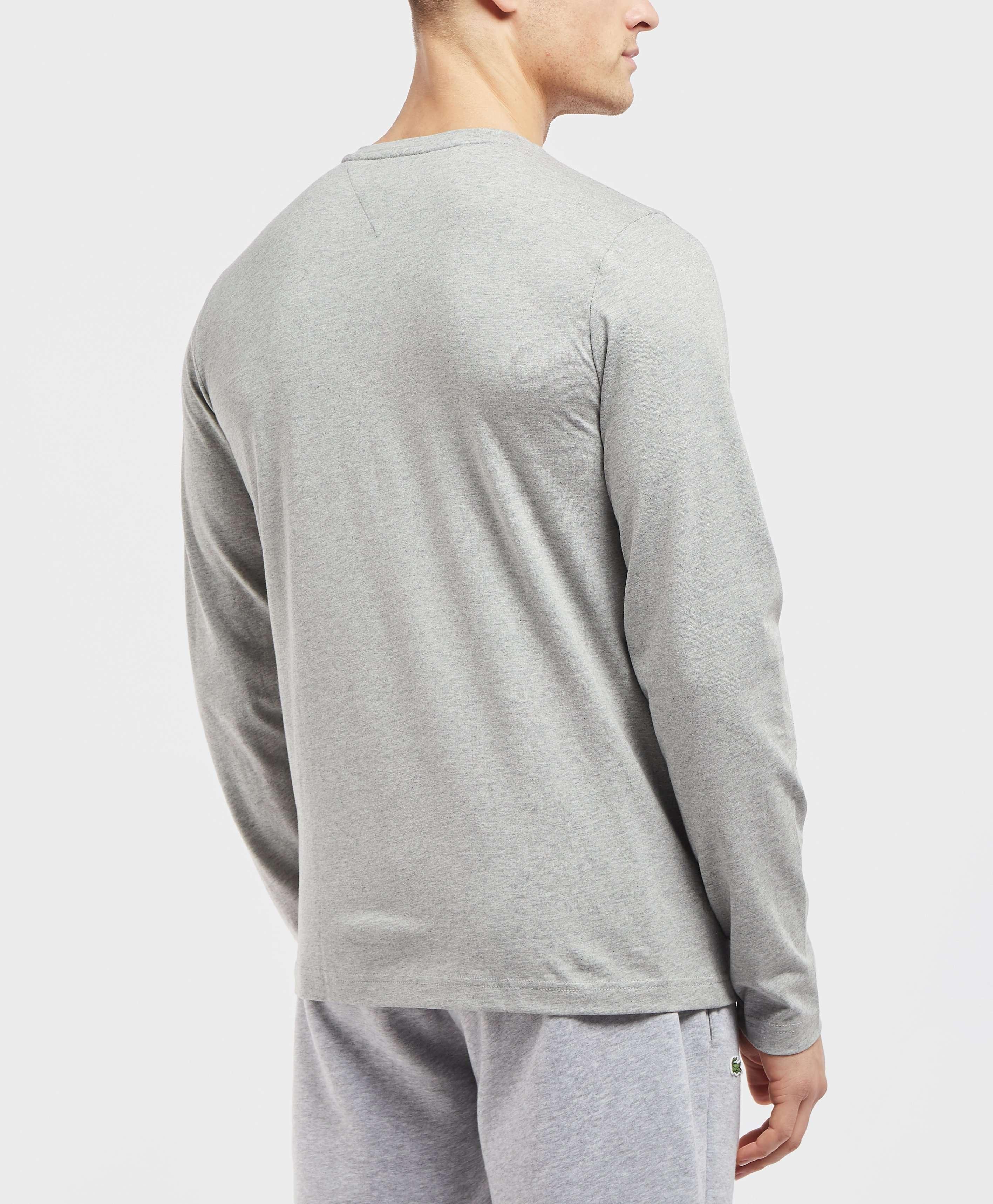 Tommy Hilfiger Long Sleeve Arm Logo T-Shirt