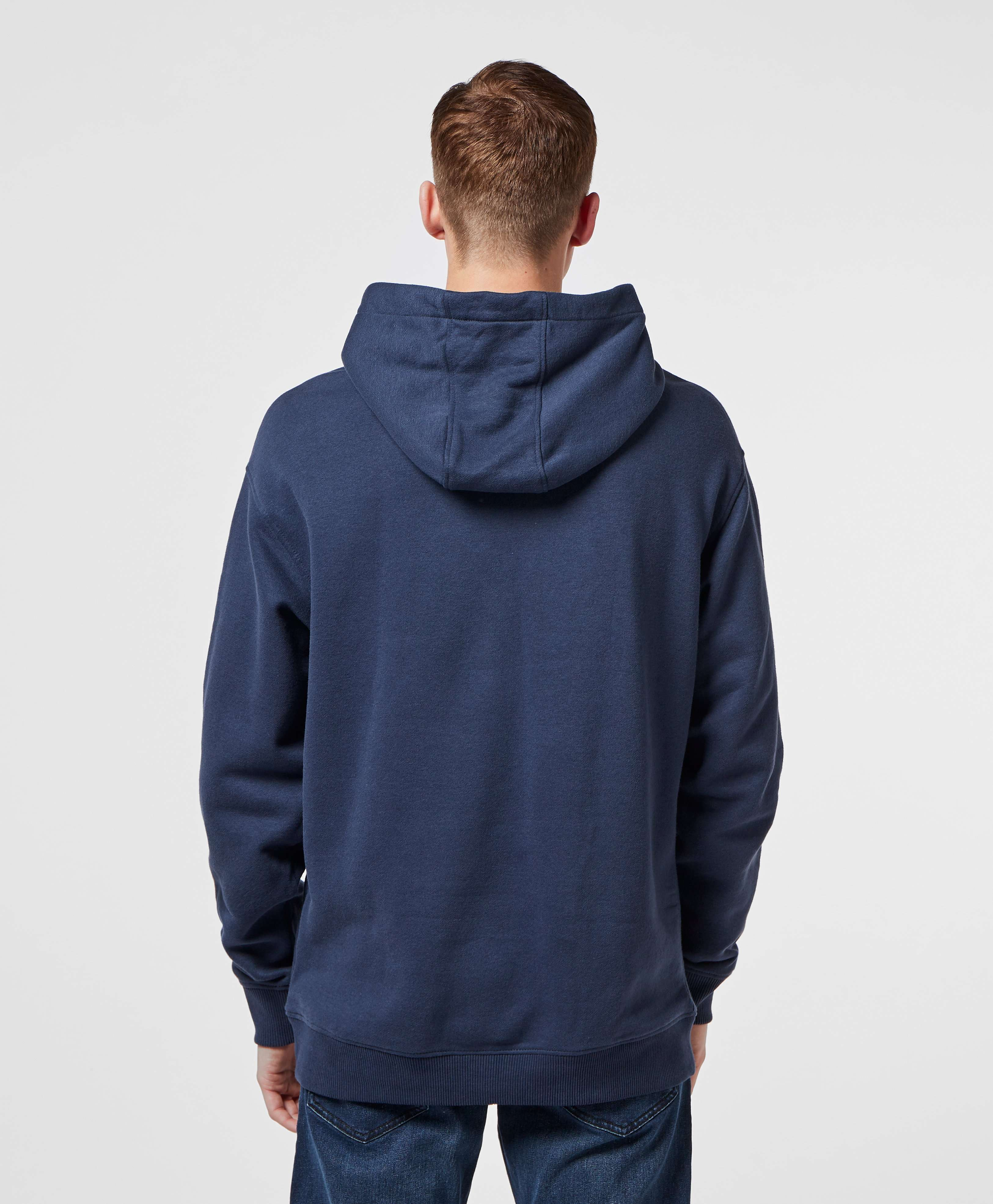 Tommy Jeans Embroidered Logo Overhead Hoodie