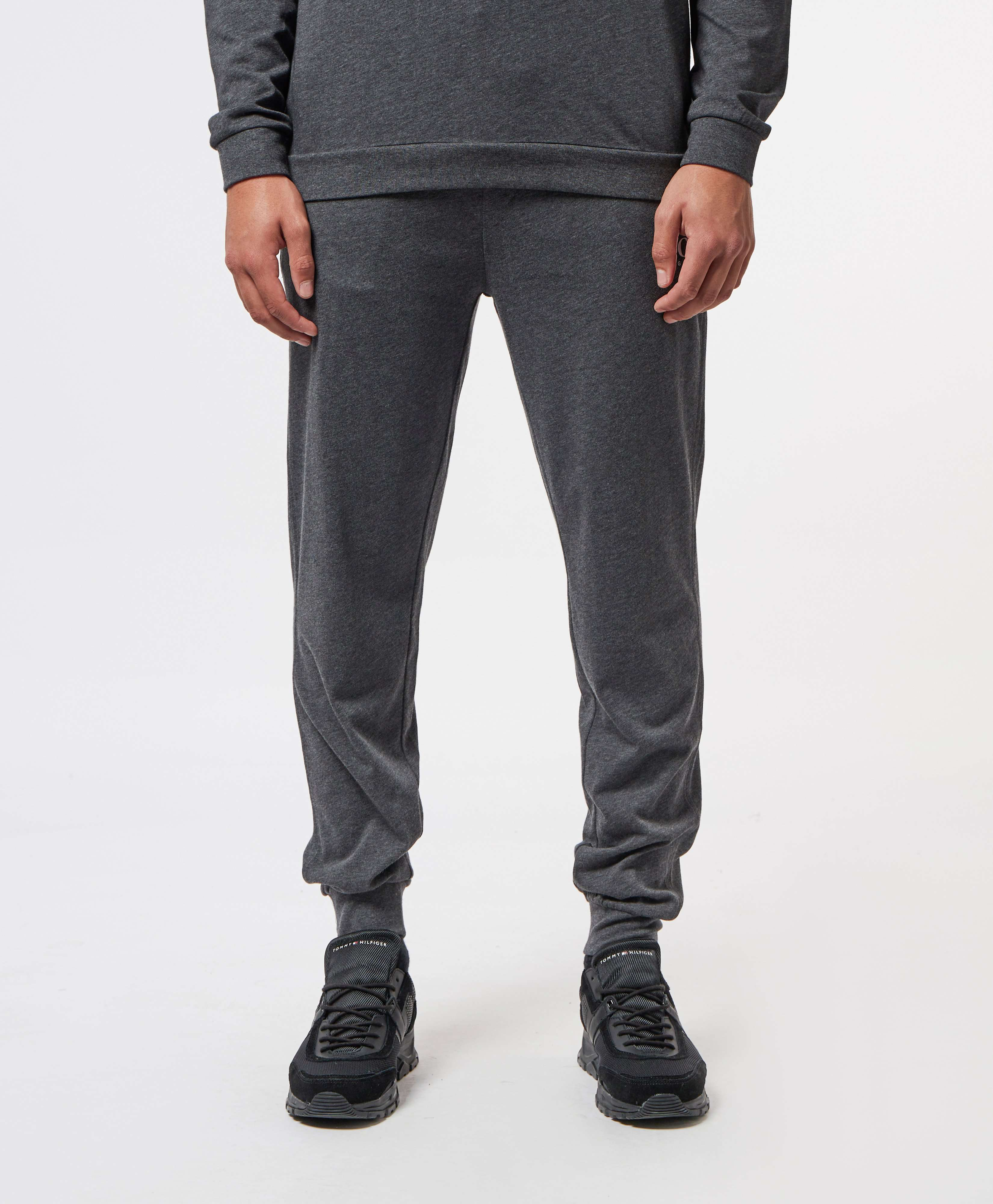 BOSS Small Logo Fleece Pants