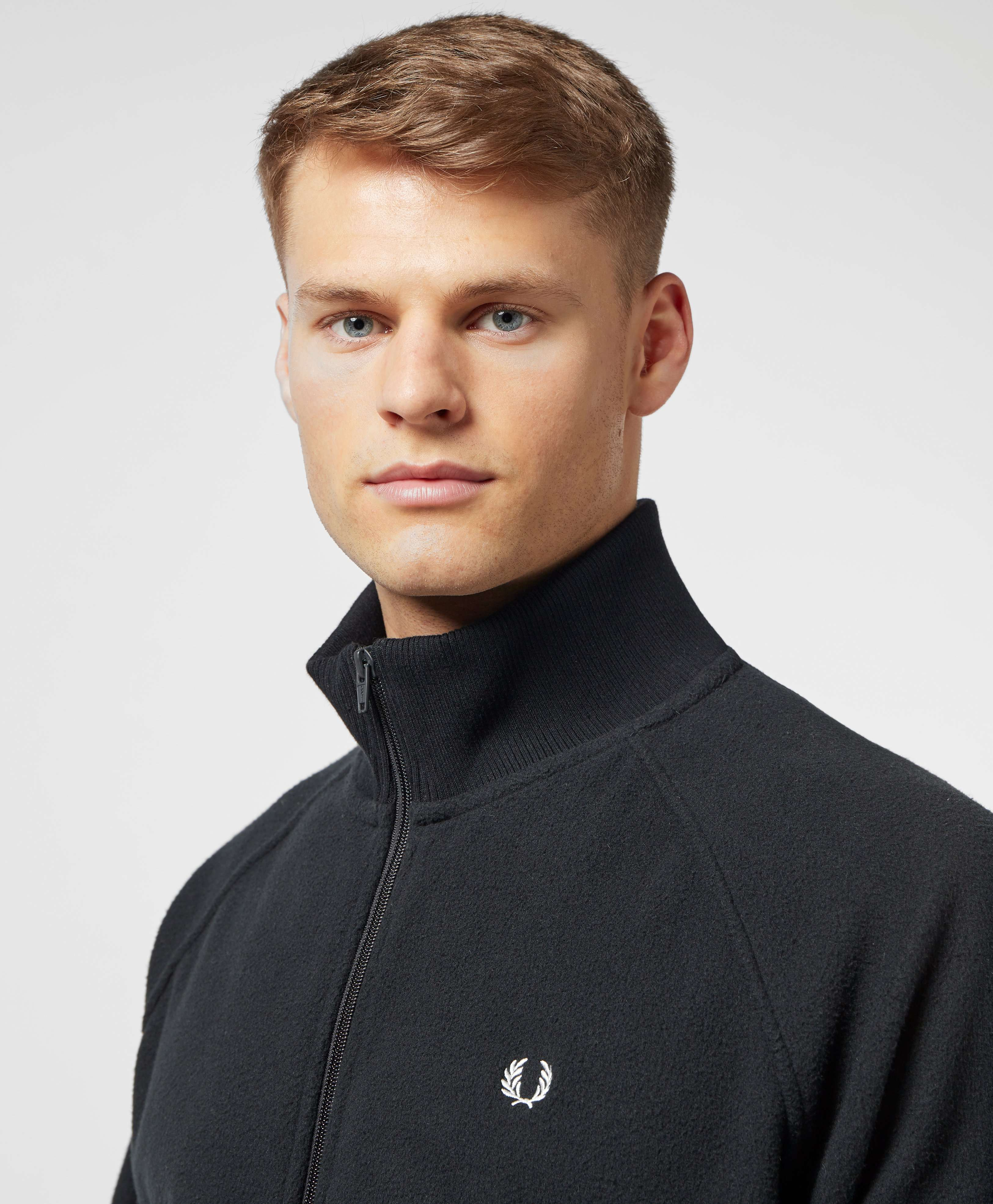 Fred Perry Polar Fleece Full Zip Track Top