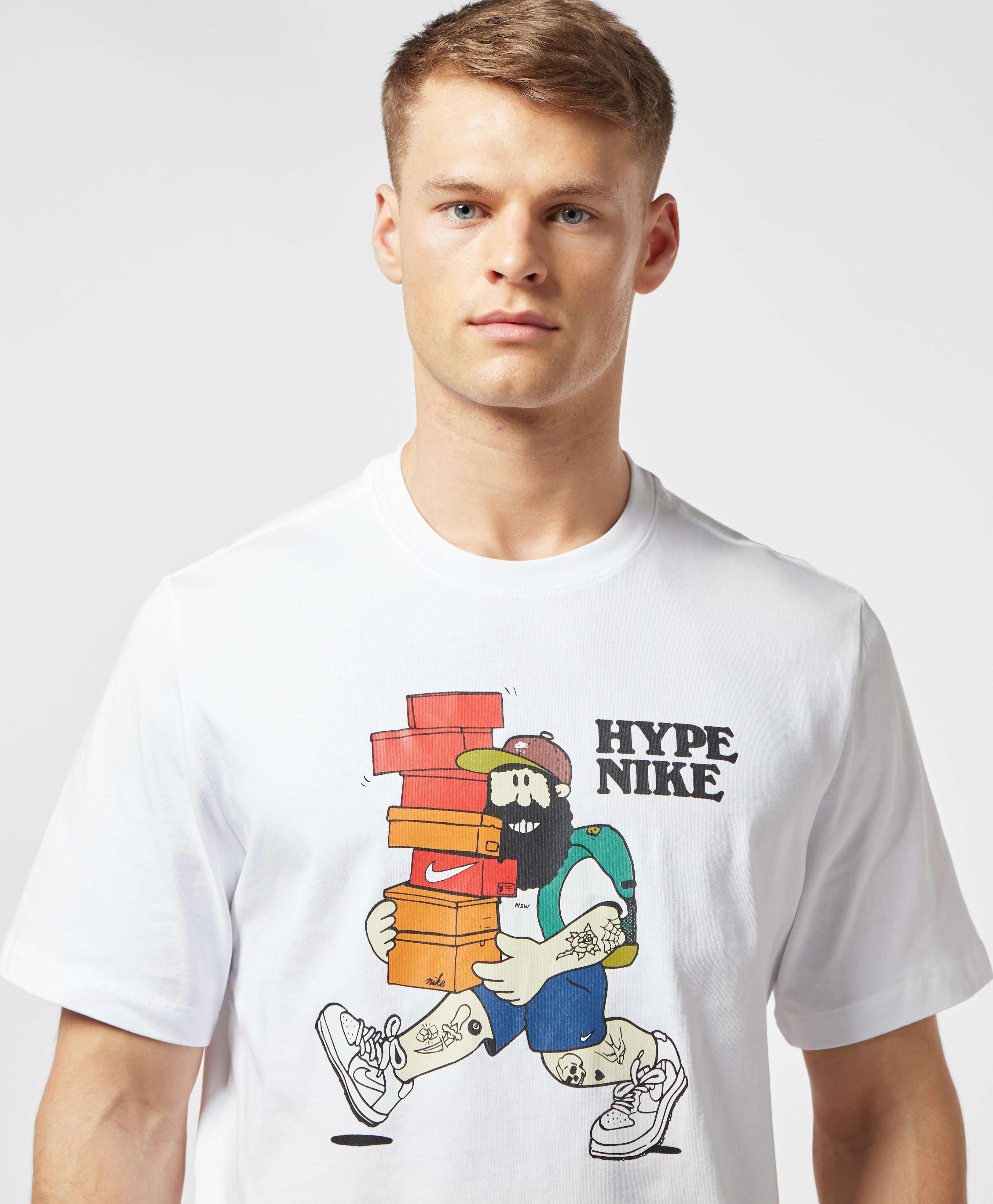 Nike Short Sleeve Hype Graphic T-Shirt