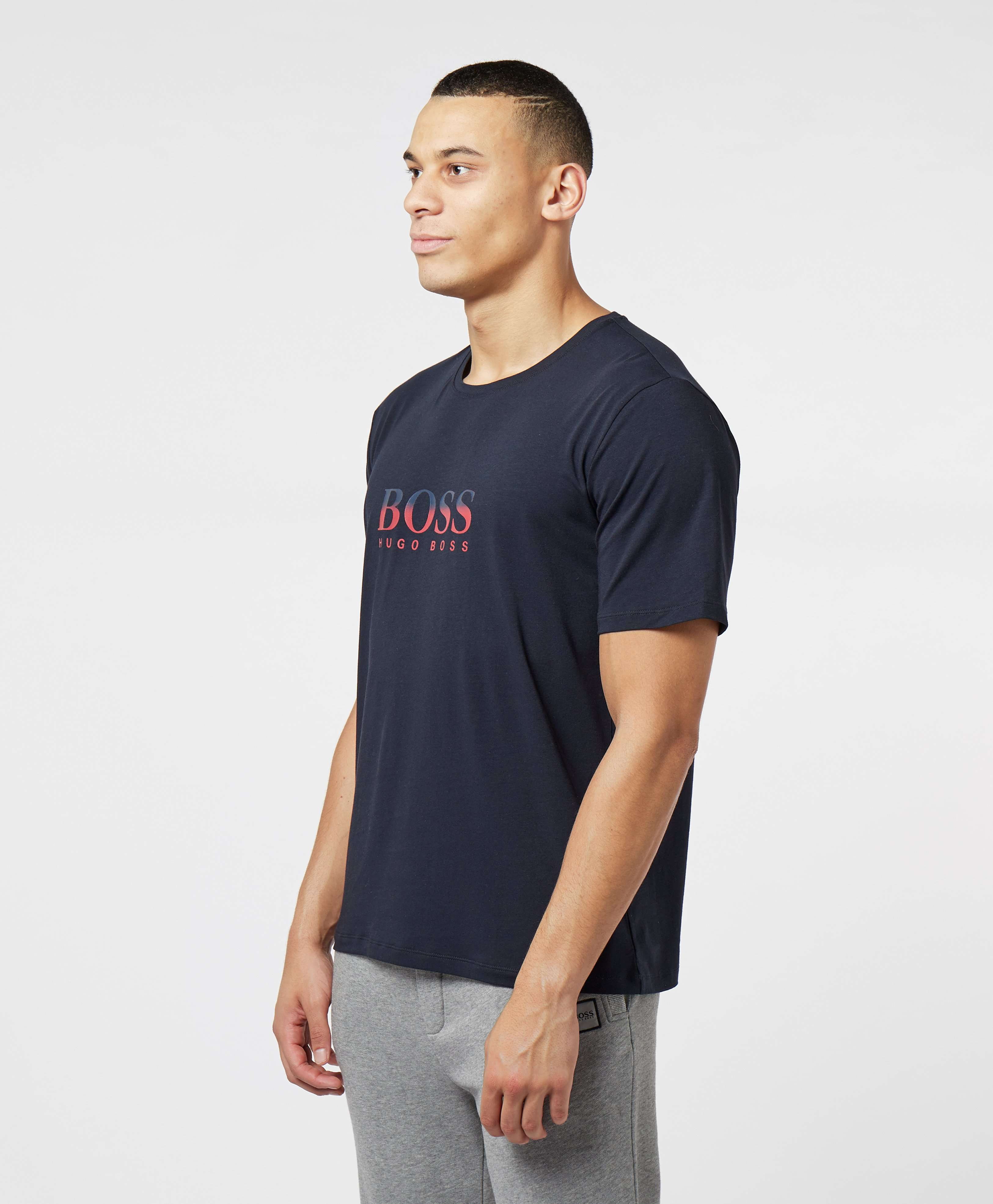 BOSS Fade Logo Short Sleeve T-Shirt