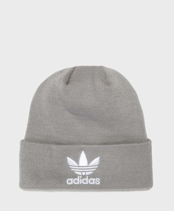 6dacd8c46eb6b new zealand adidas originals trefoil knit hat 53391 cf036