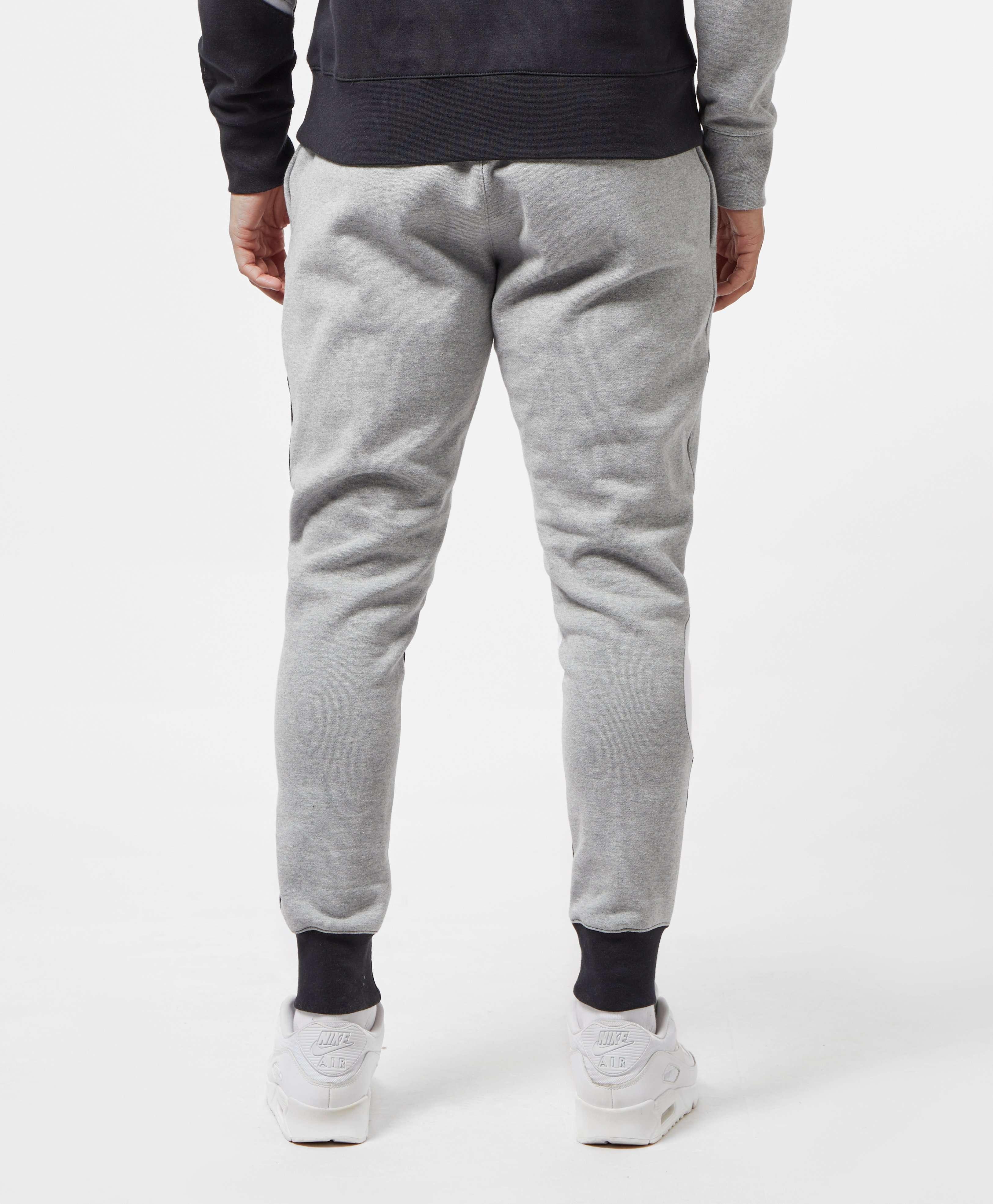 Nike Swoosh Colour Block Fleece Pants