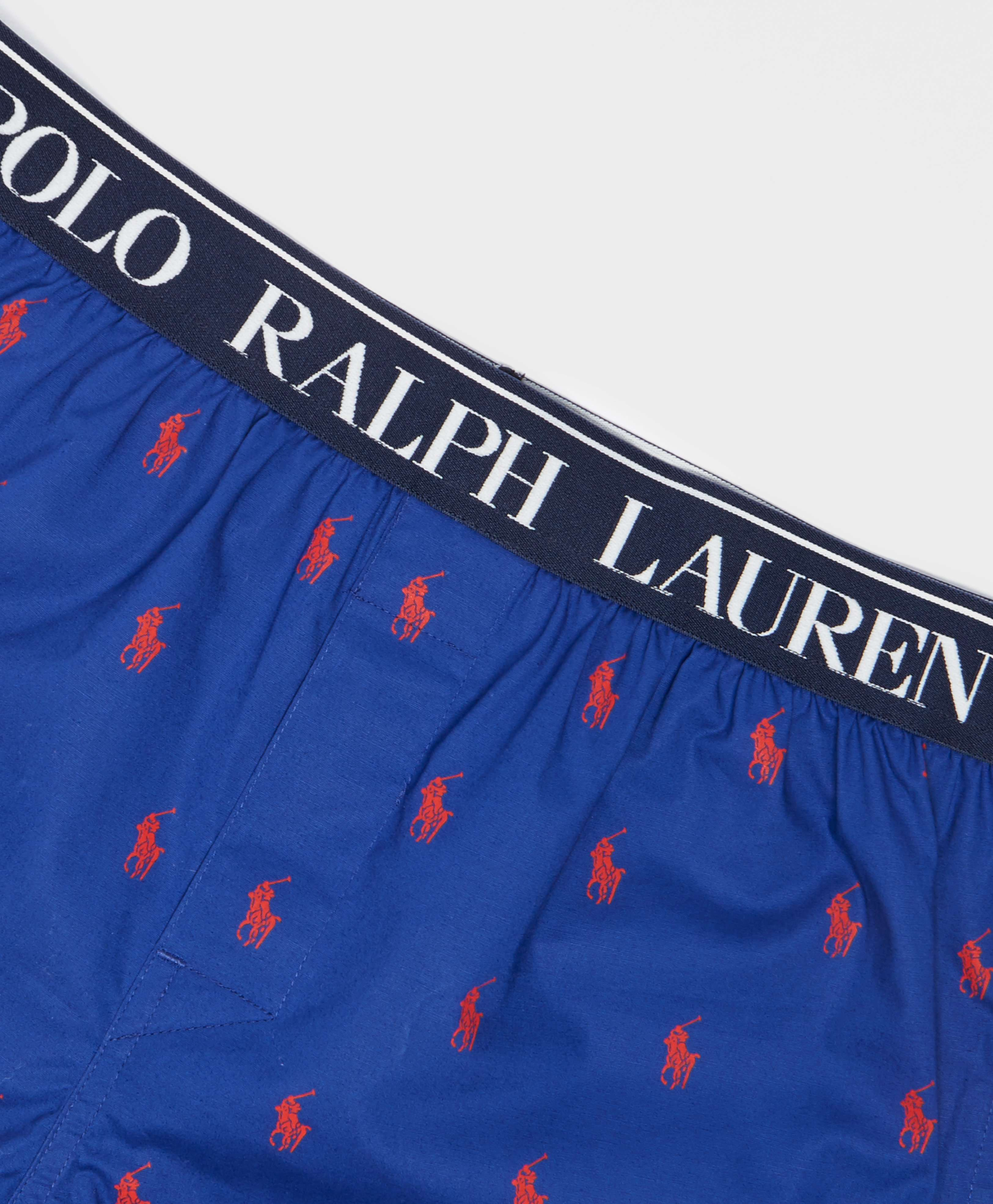 Polo Ralph Lauren All Over Print Woven Boxer Shorts