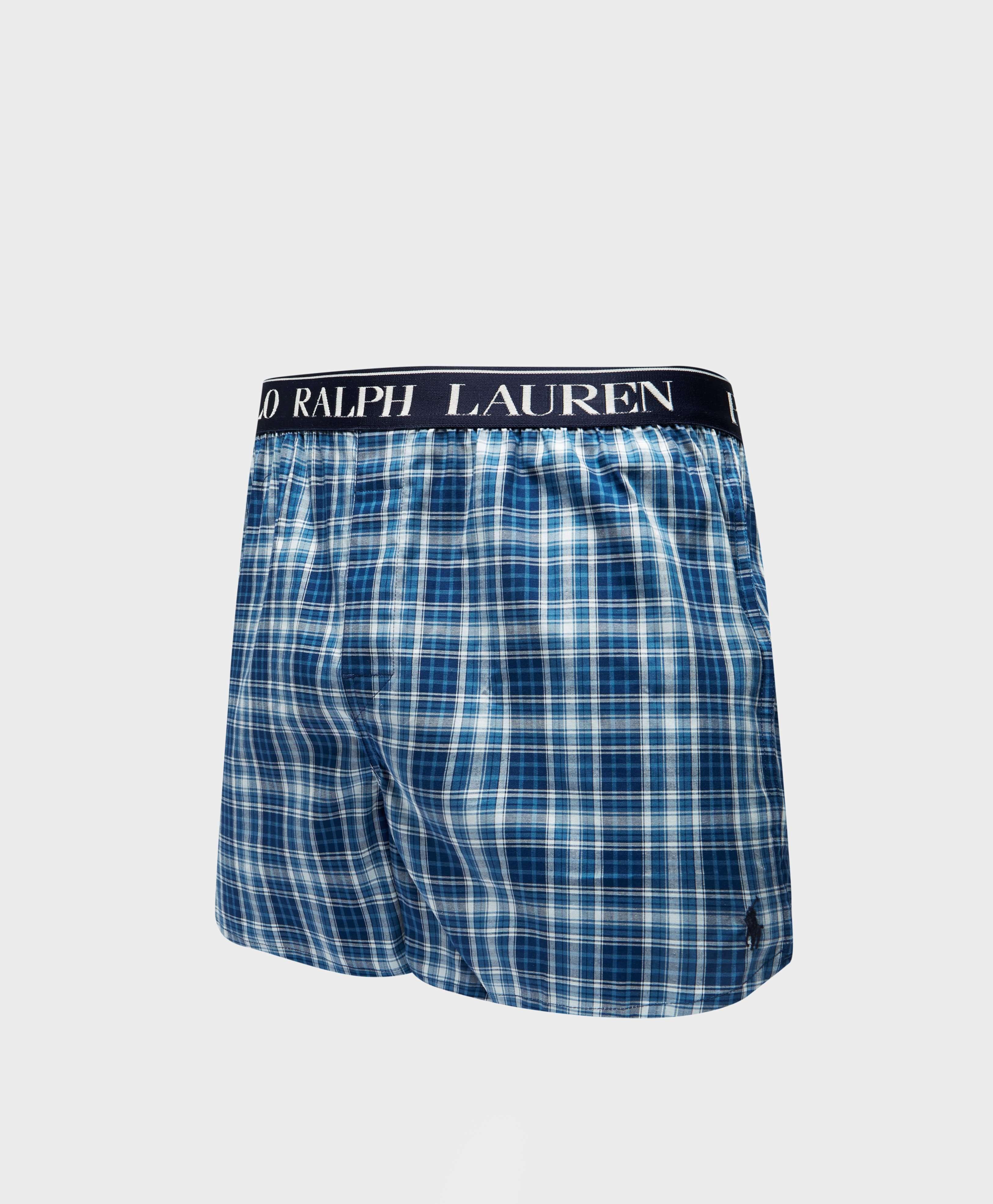 Polo Ralph Lauren Woven Check Boxer Shorts