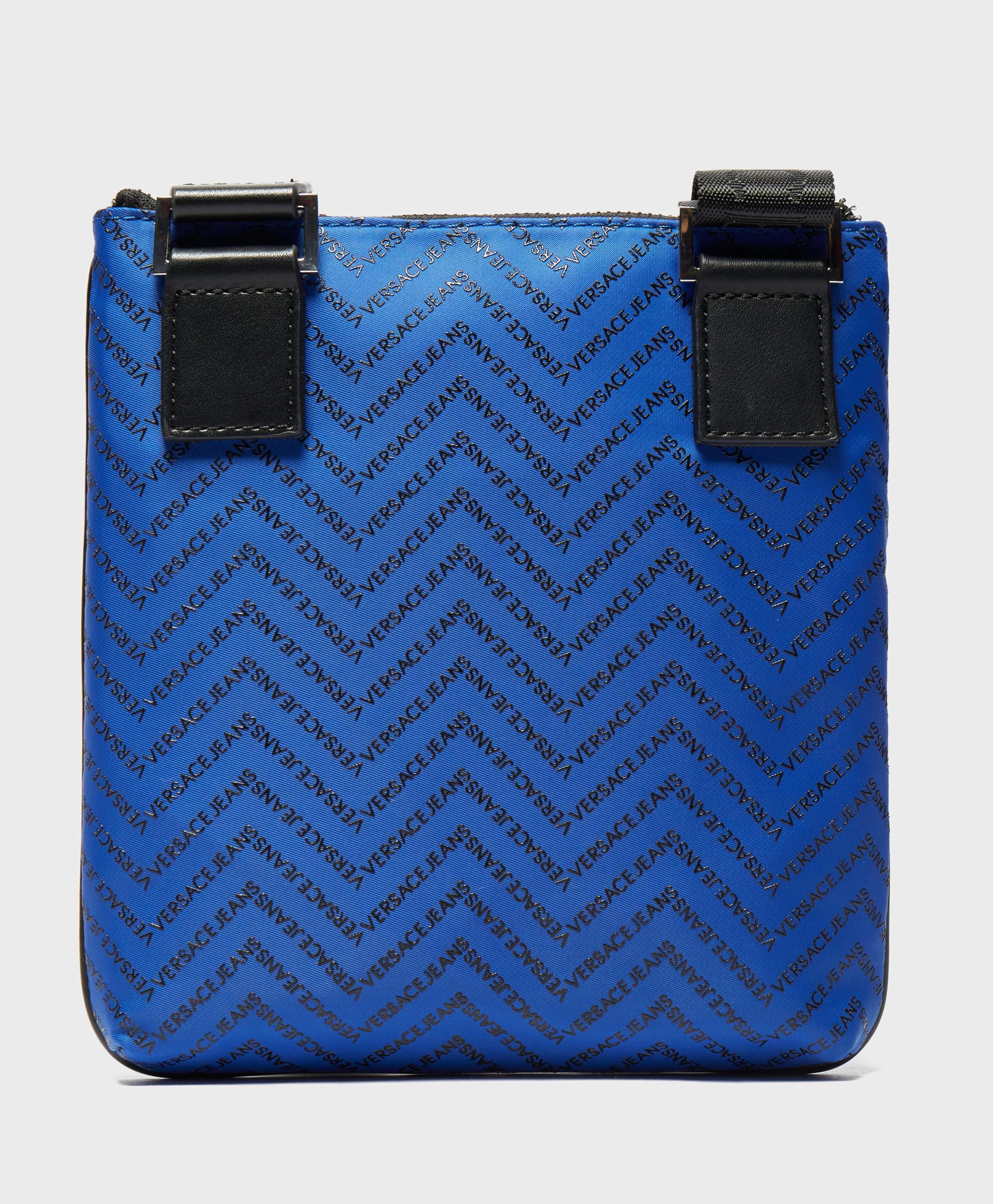 Versace Jeans Linea Chevron Small Item Bag