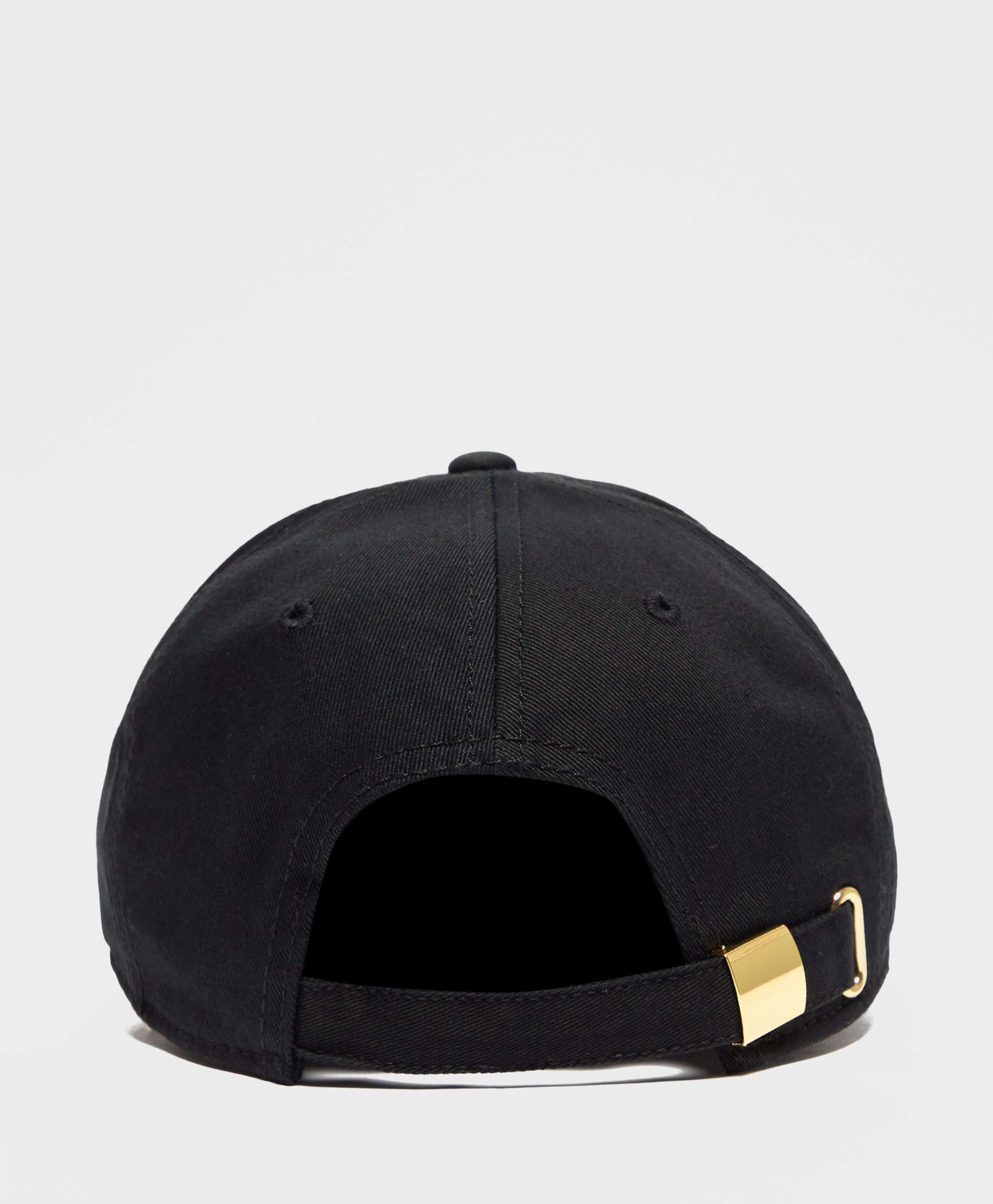 Versace Jeans Embroidered Patch Cap