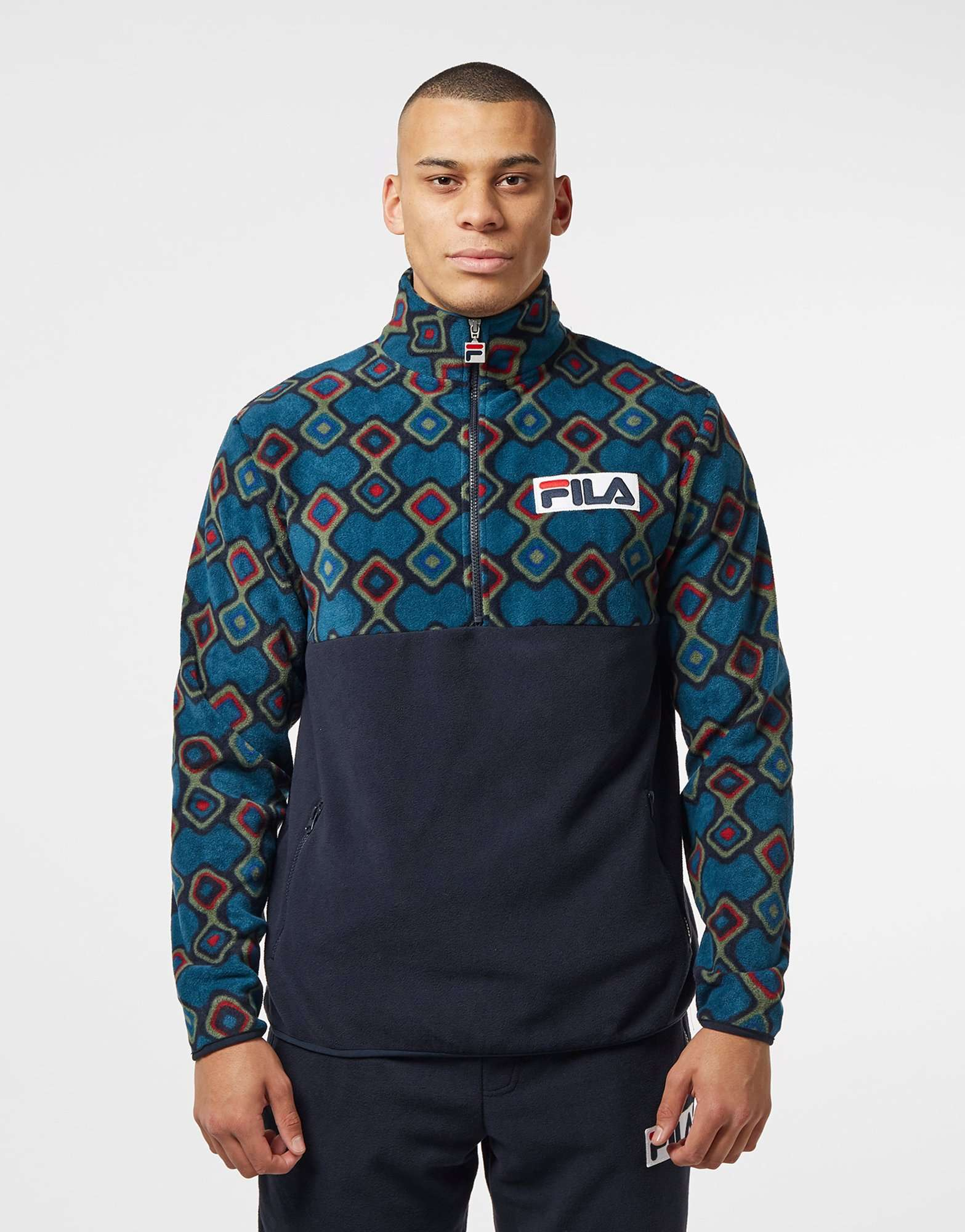 Fila Makalu Half Zip Fleece Jacket