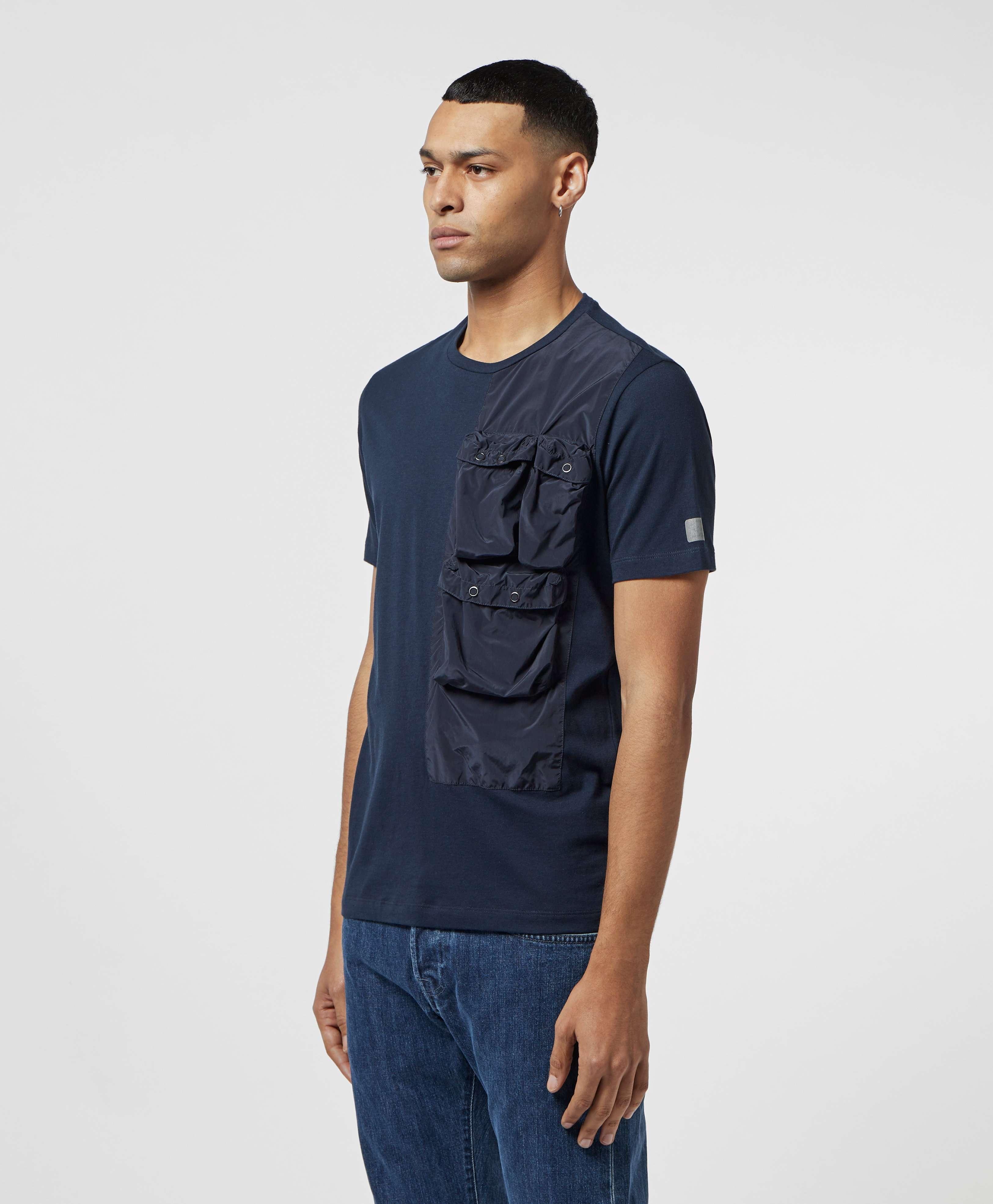 Paul and Shark Multi Pocket Short Sleeve T-Shirt