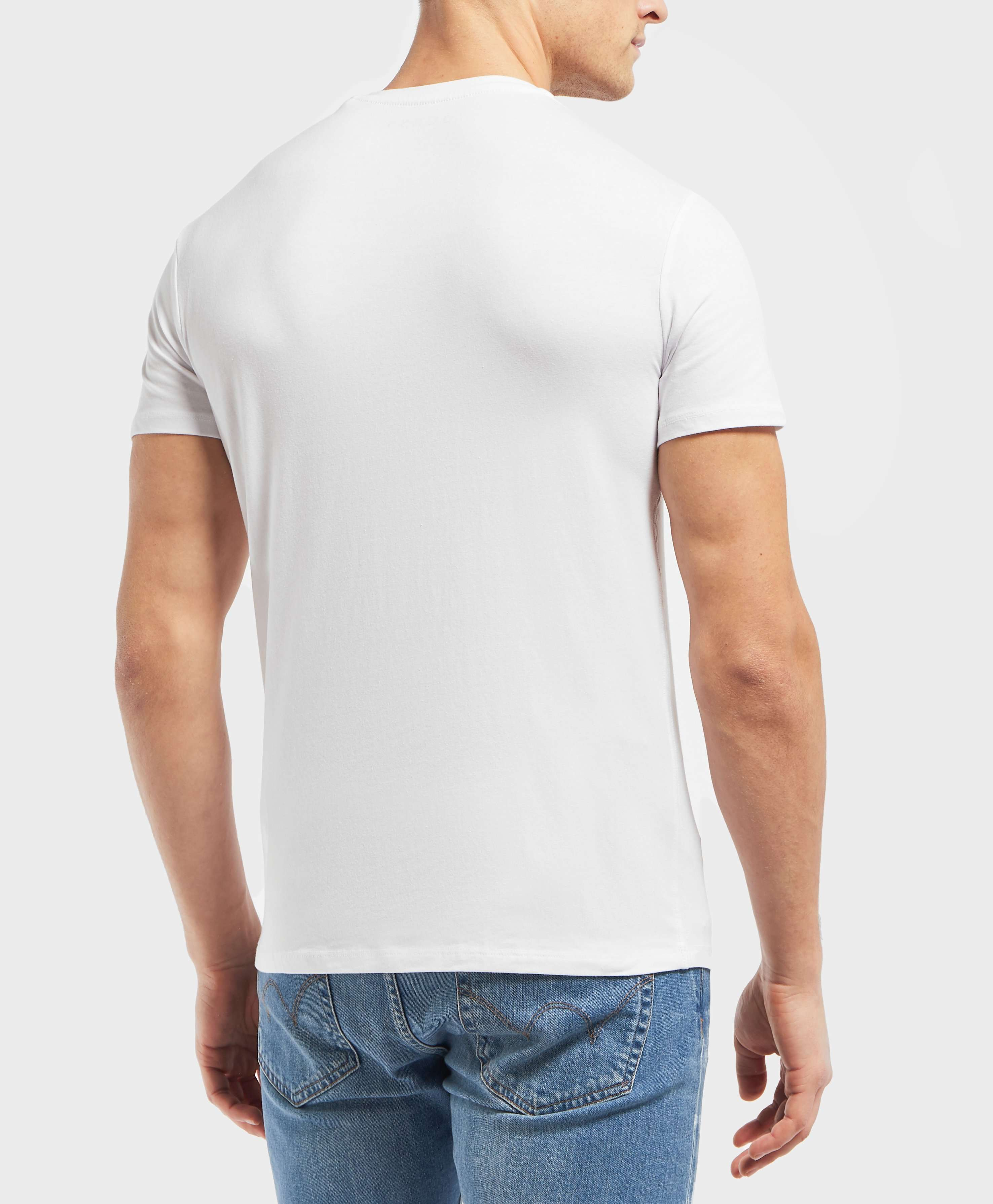 Guess Mini Logo Short Sleeve T-Shirt - Online Exclusive