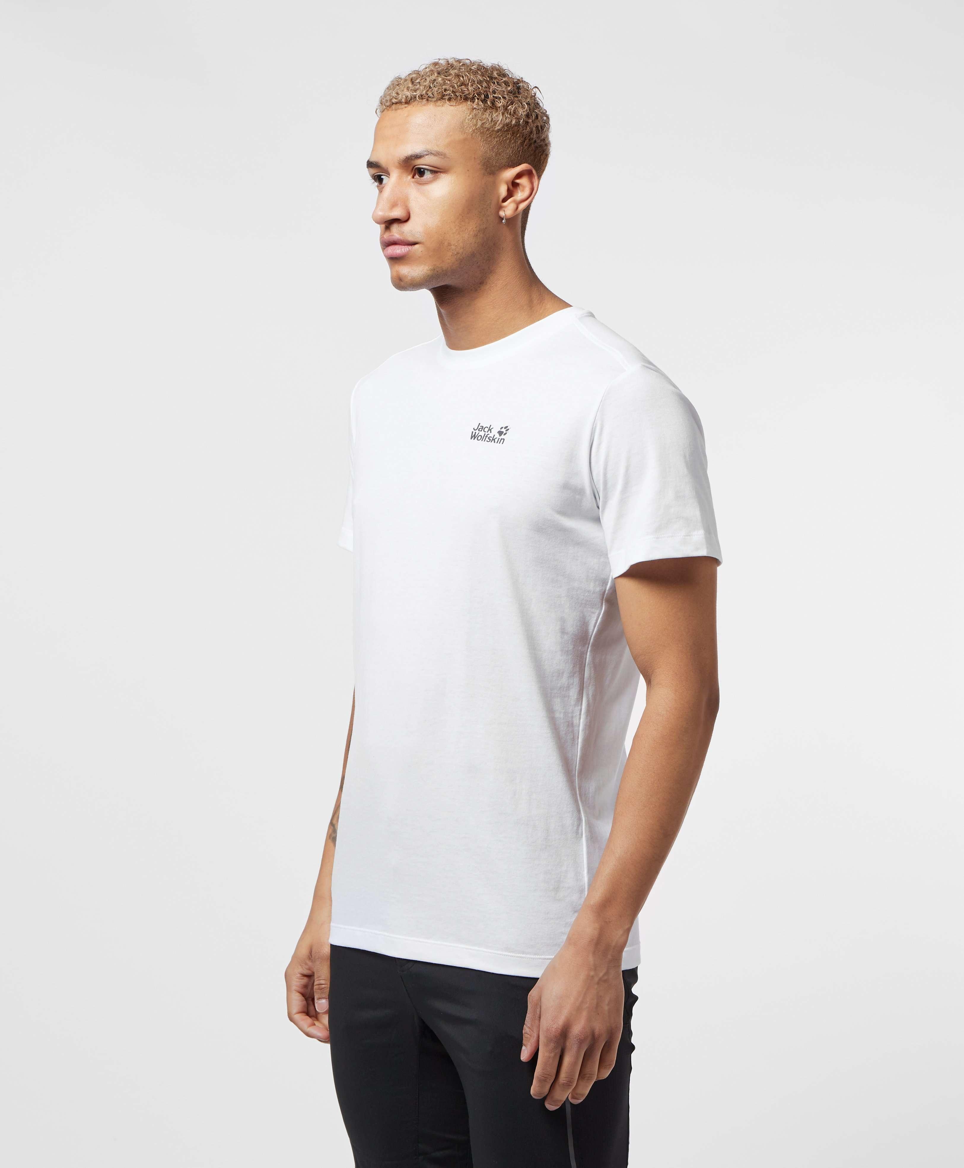 Jack Wolfskin Core Short Sleeve T-Shirt