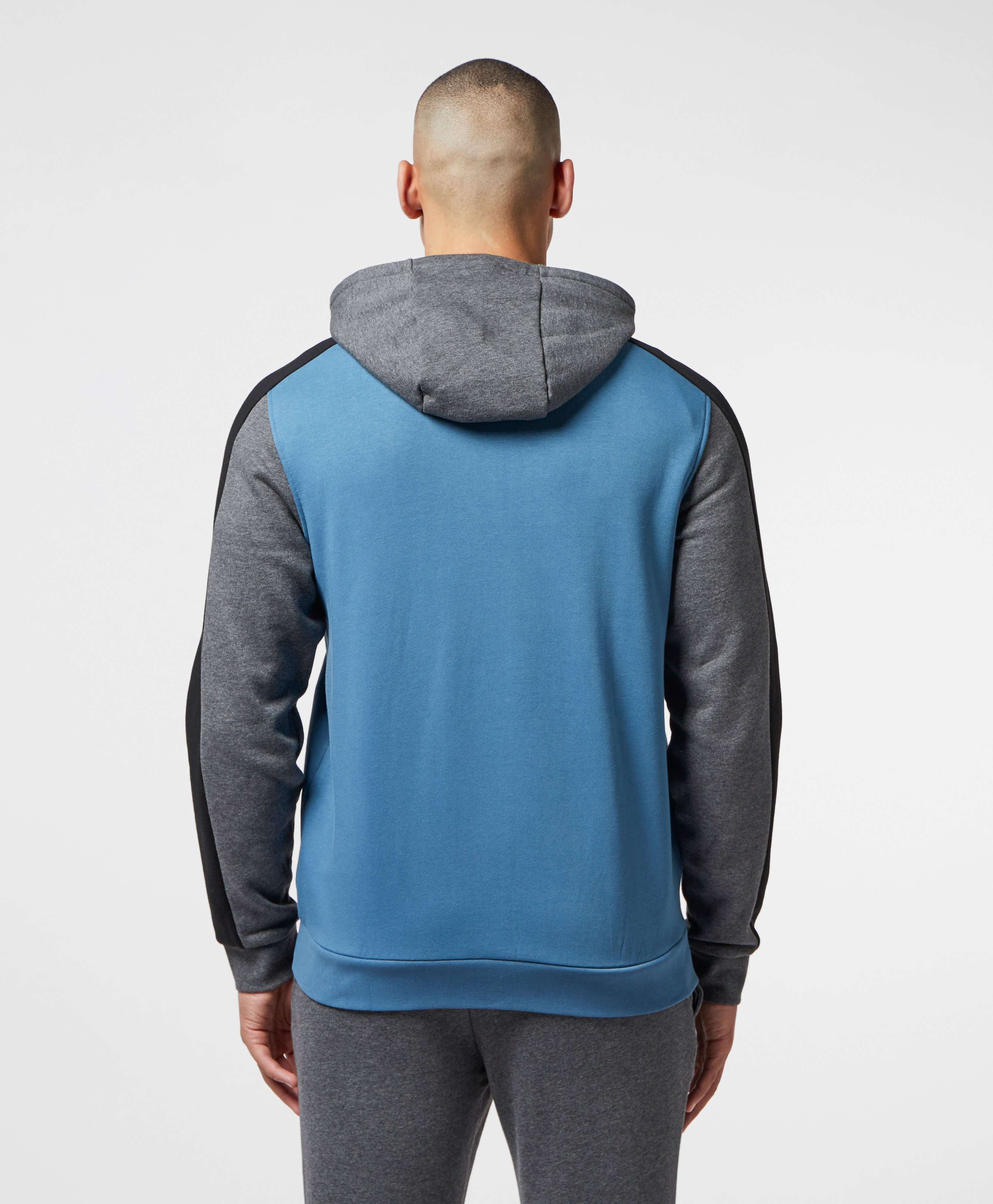 Lacoste Colour Block Full Zip Hoodie