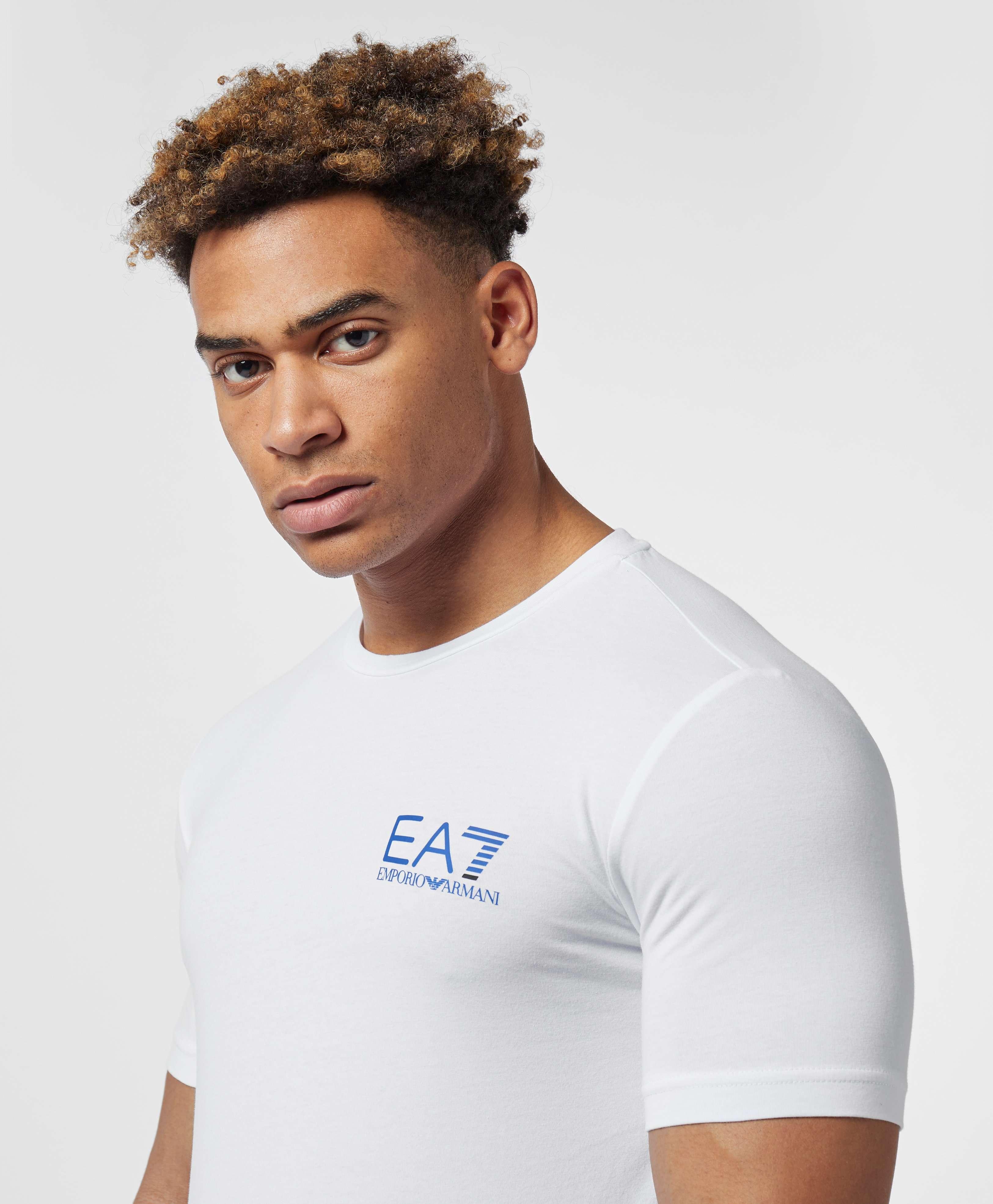 Emporio Armani EA7 Back Logo Short Sleeve T-Shirt