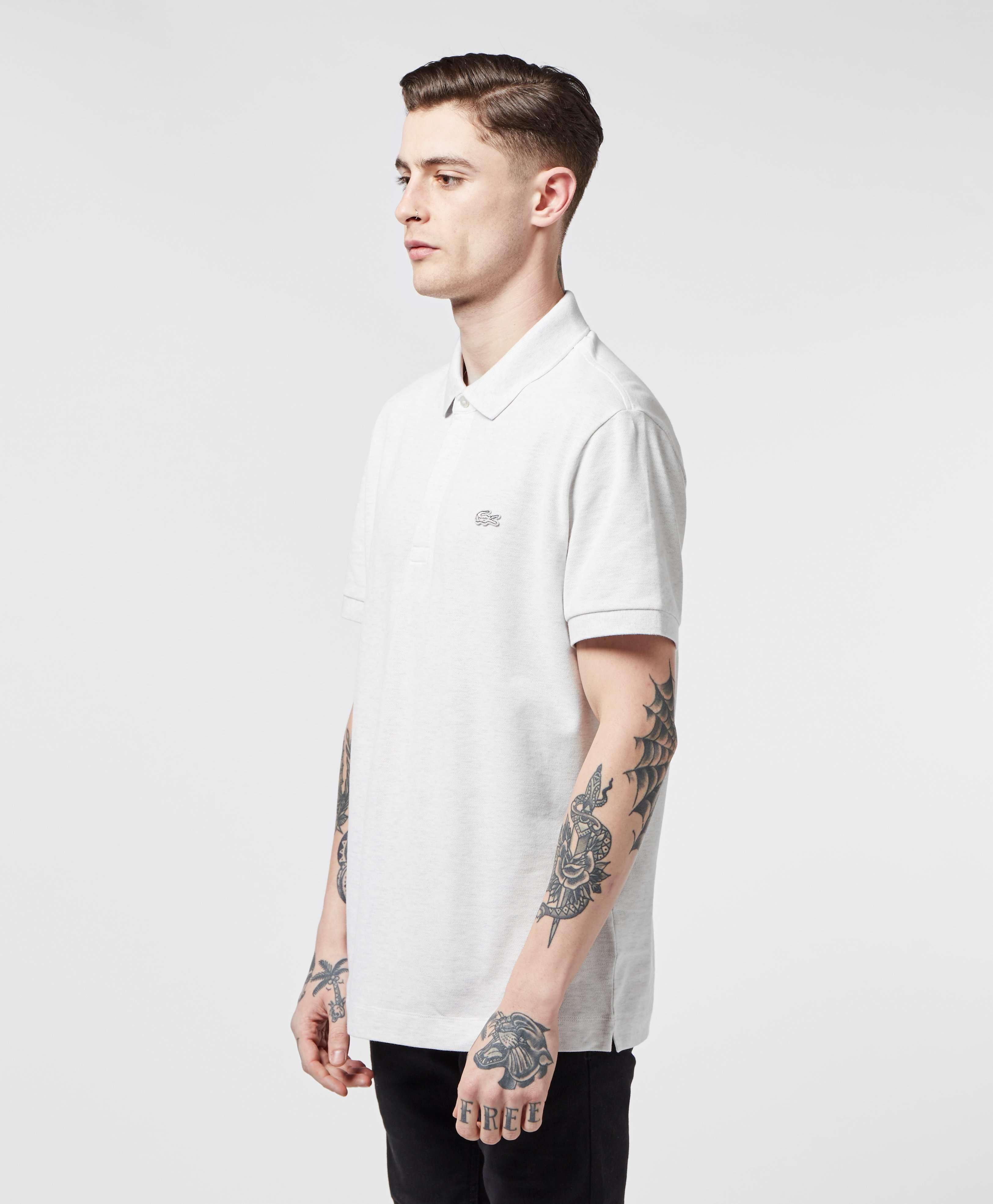 Lacoste Short Sleeve Paris Polo Shirt